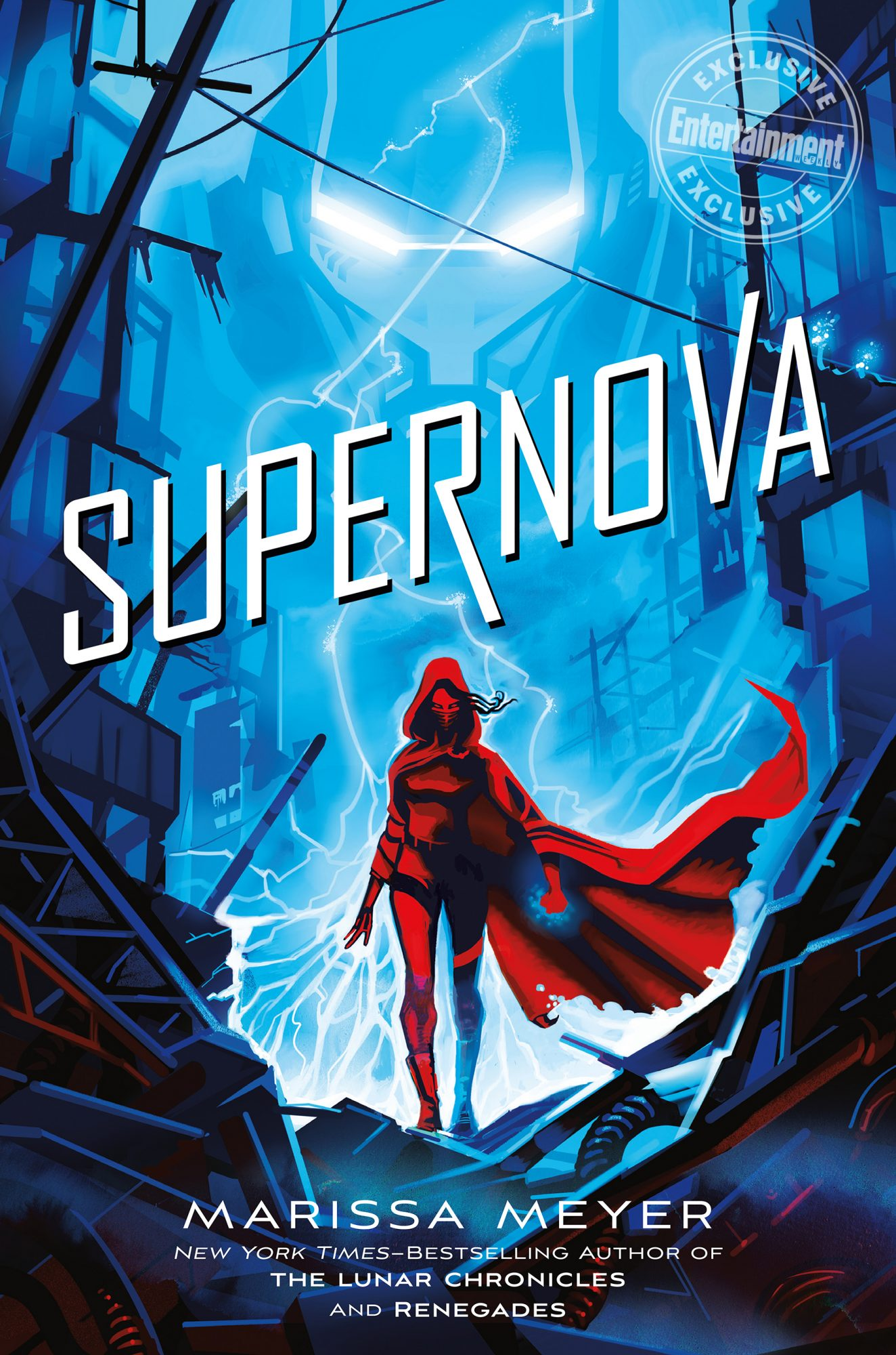 Supernova by Marissa Meyer