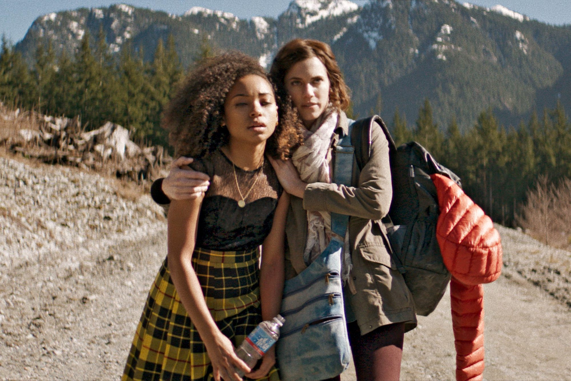 The Perfection Logan Browning and Allison Williams CR: Netflix
