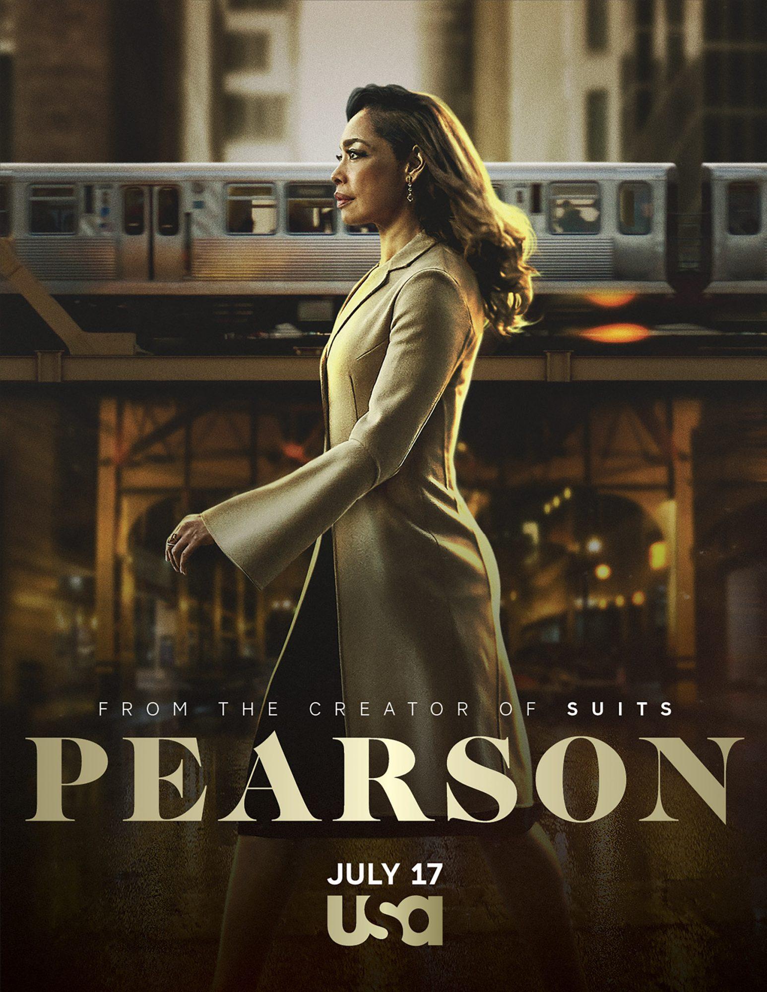 PEARSON Key Art CR: USA Network