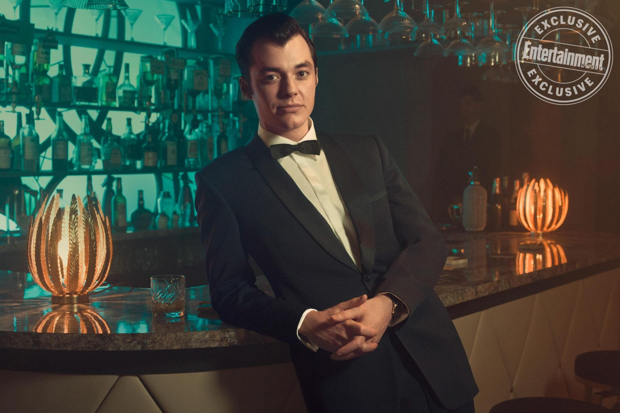 Pennyworth Photos From Batman Prequel Reveal Jack Bannon