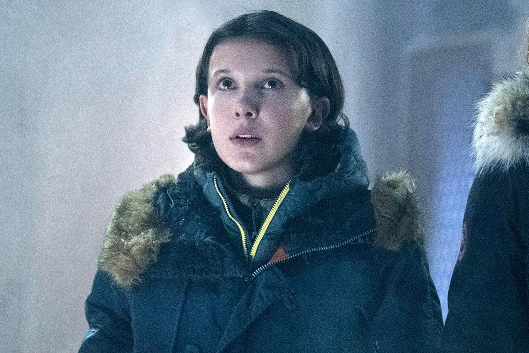 GODZILLA: KING OF THE MONSTERS (L-R) MILLIE BOBBY BROWN as Madison Russell
