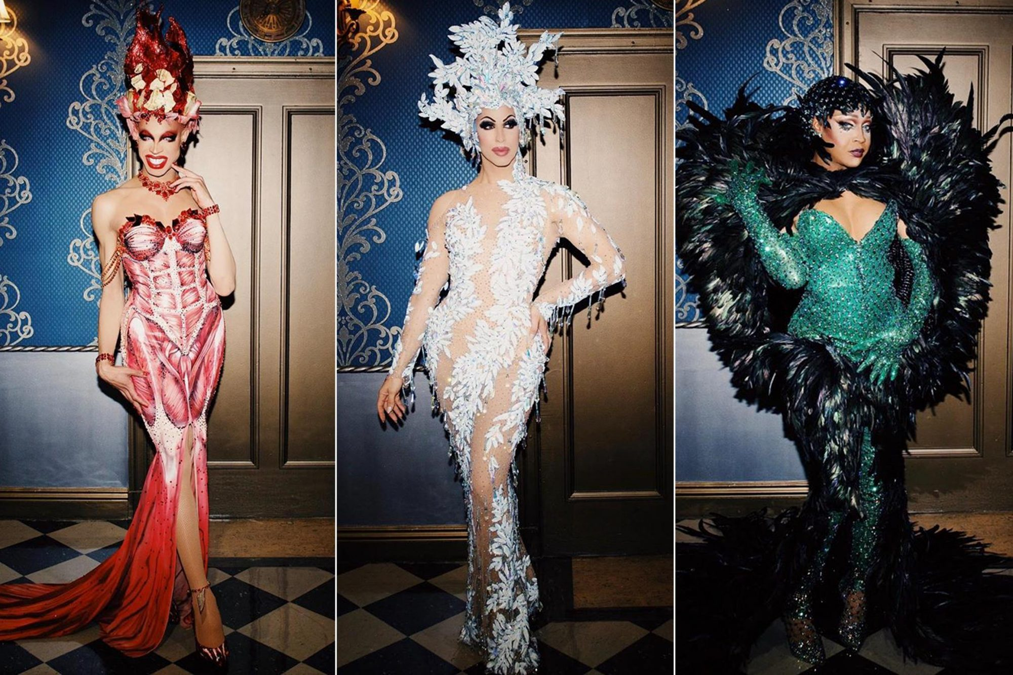 RuPaul's Drag Race CR: Brittany Travis for VH1