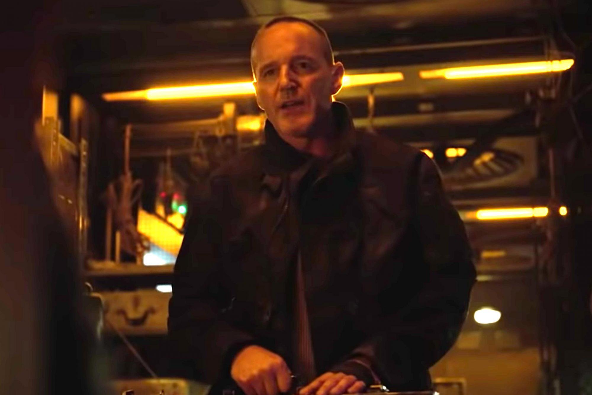 Agents of S.H.I.E.L.D. (screen grab) Clark Gregg CR: ABC
