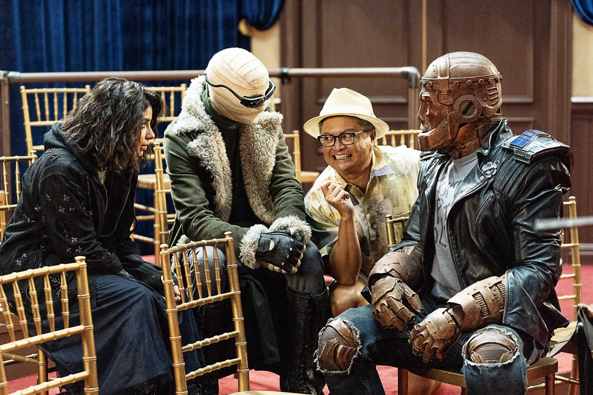 "Doom Patrol -- Ep. 103 -- ""Puppet Patrol"" -- Photo Credit: Jace Downs / 2018 Warner Bros Entertainment Inc. All Rights Reserved."