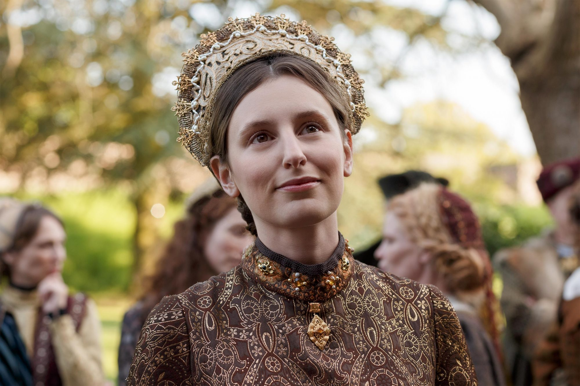 The Spanish Princess Laura Carmichael CR: Nick Briggs/Starz
