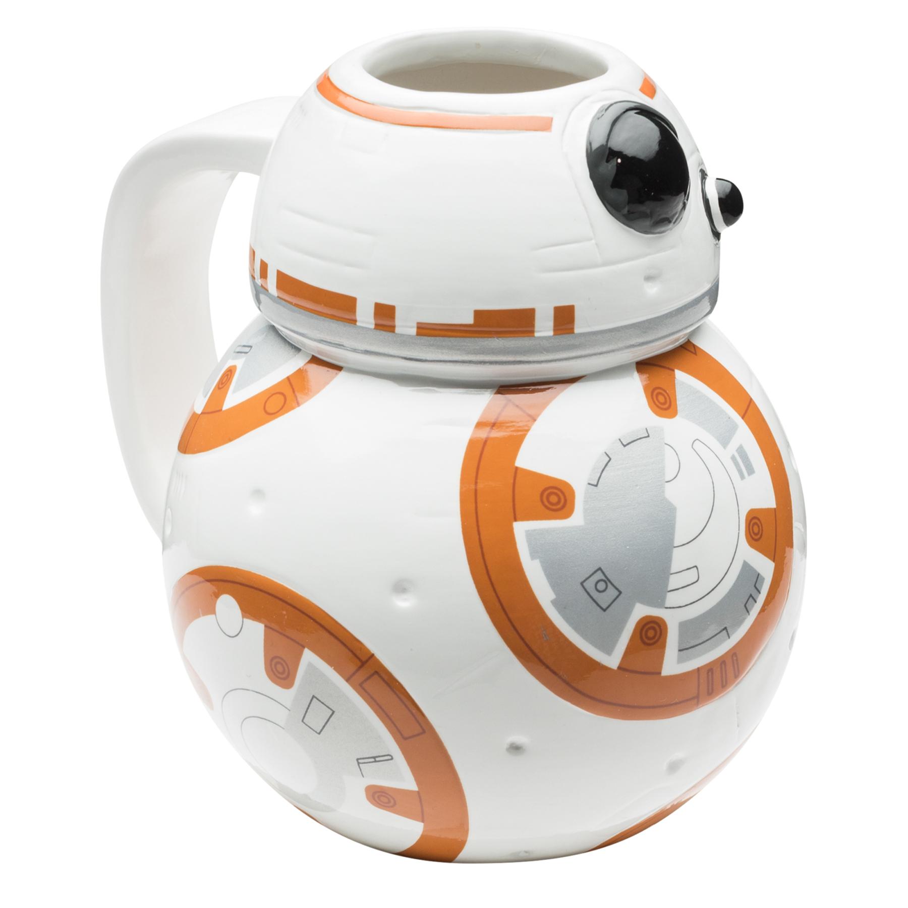 Star Wars: The Force Awakens BB-8 Coffee Mugs https://www.walmart.com/ip/Star-Wars-The-Force-Awakens-BB-8-Coffee-Mugs/48822250 CR: Walmart