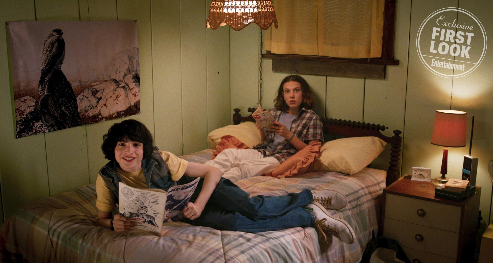 Stranger Things 3: Premieres July 4 on Netflix