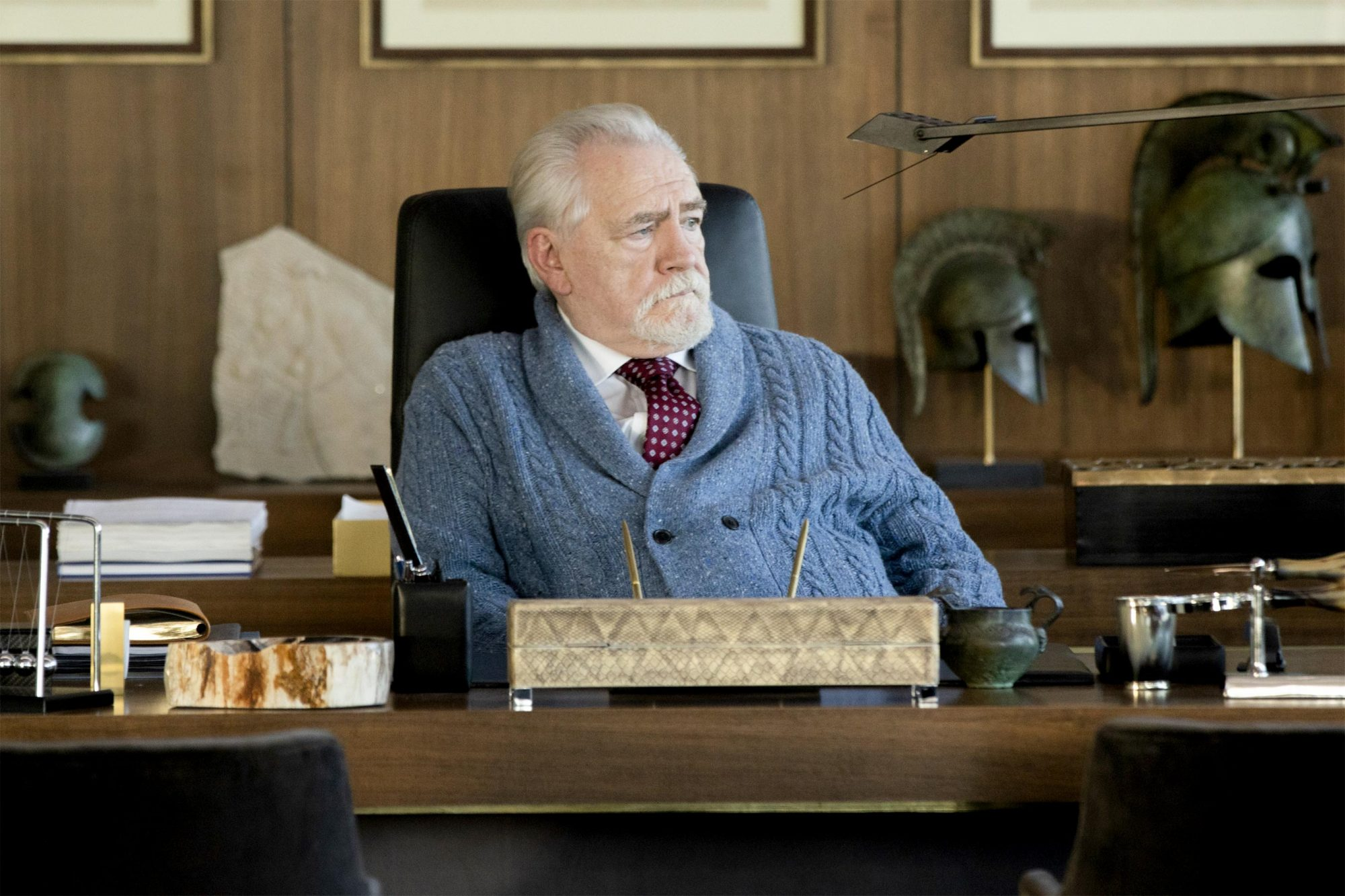 Succession Season 2 Brian Cox photo: Craig Blankenhorn/HBO