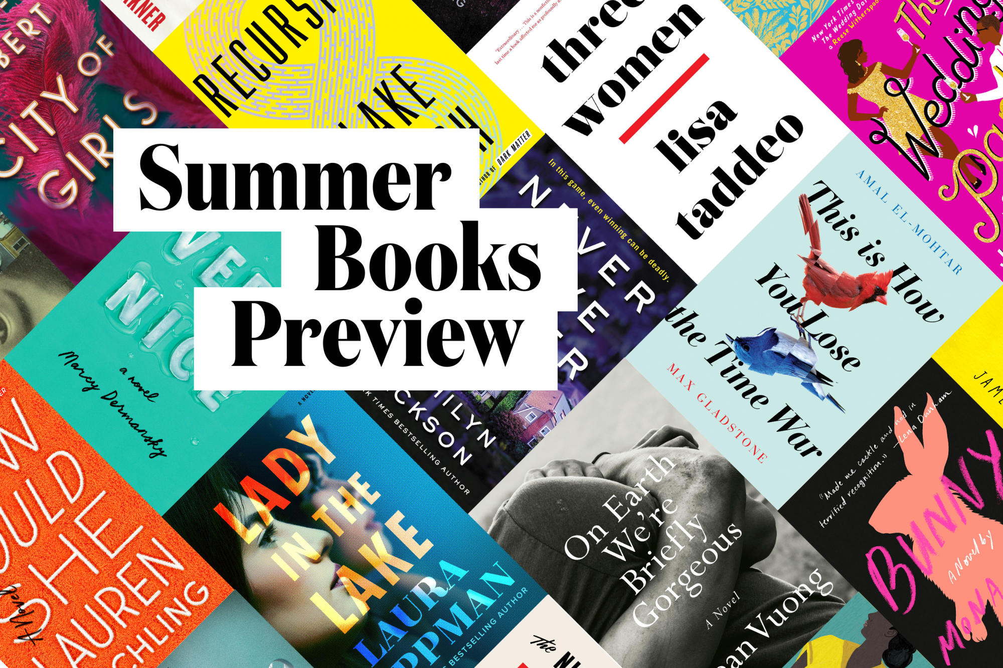 Summer Book Preview