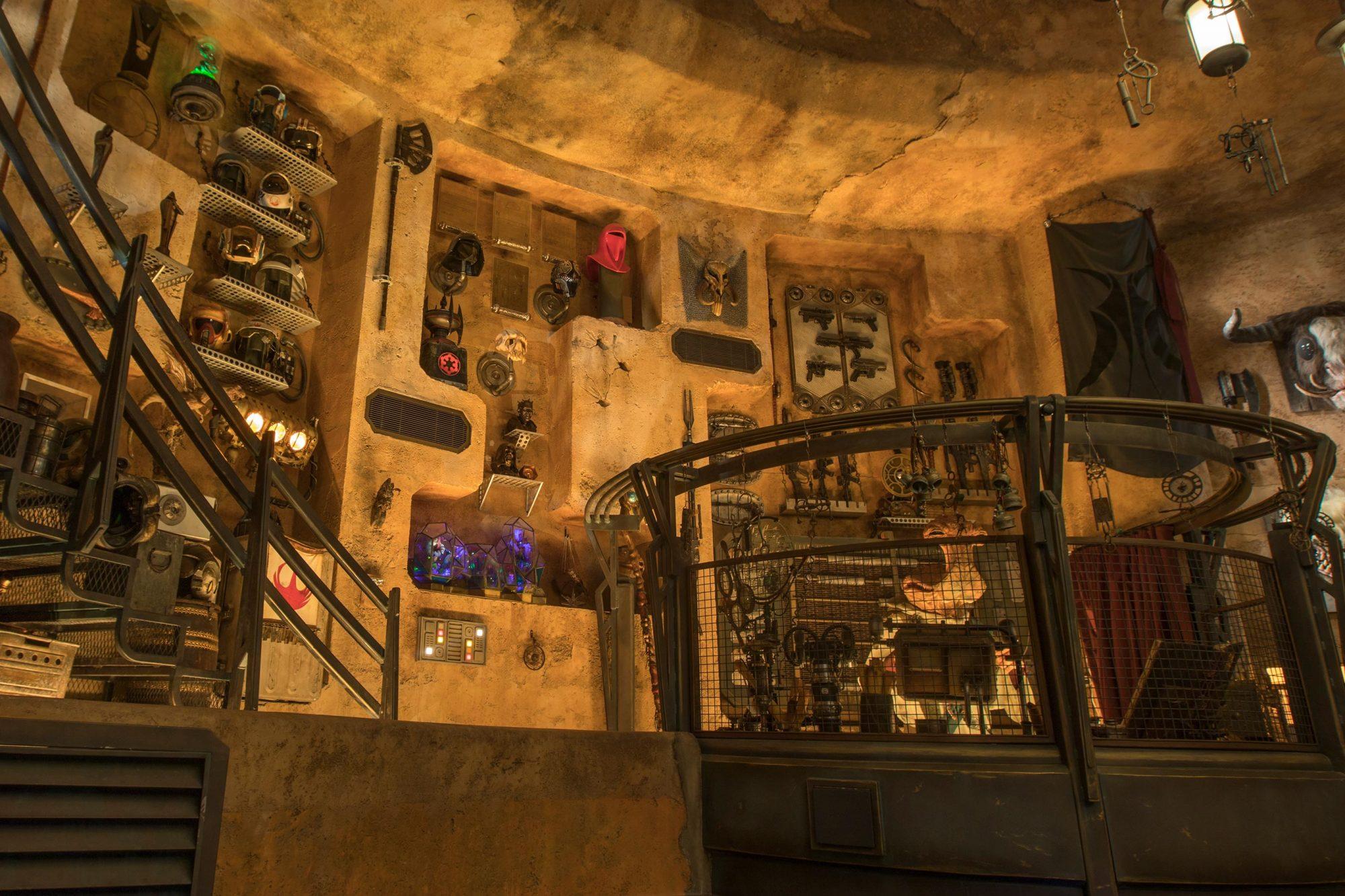 Star Wars: Galaxy's Edge – Dok-Ondar's Den of Antiquities