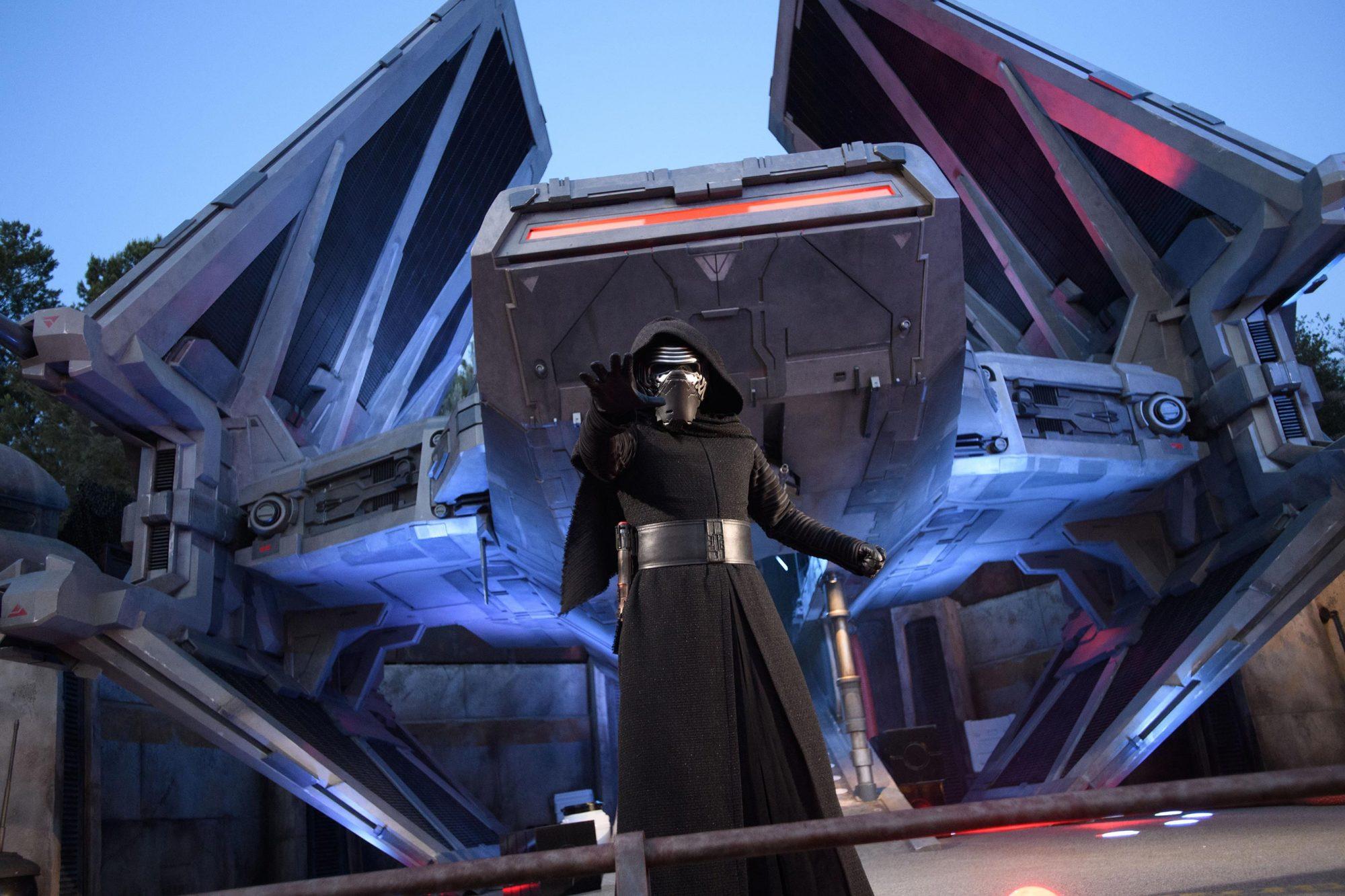 Star Wars: Galaxy's Edge – Kylo Ren