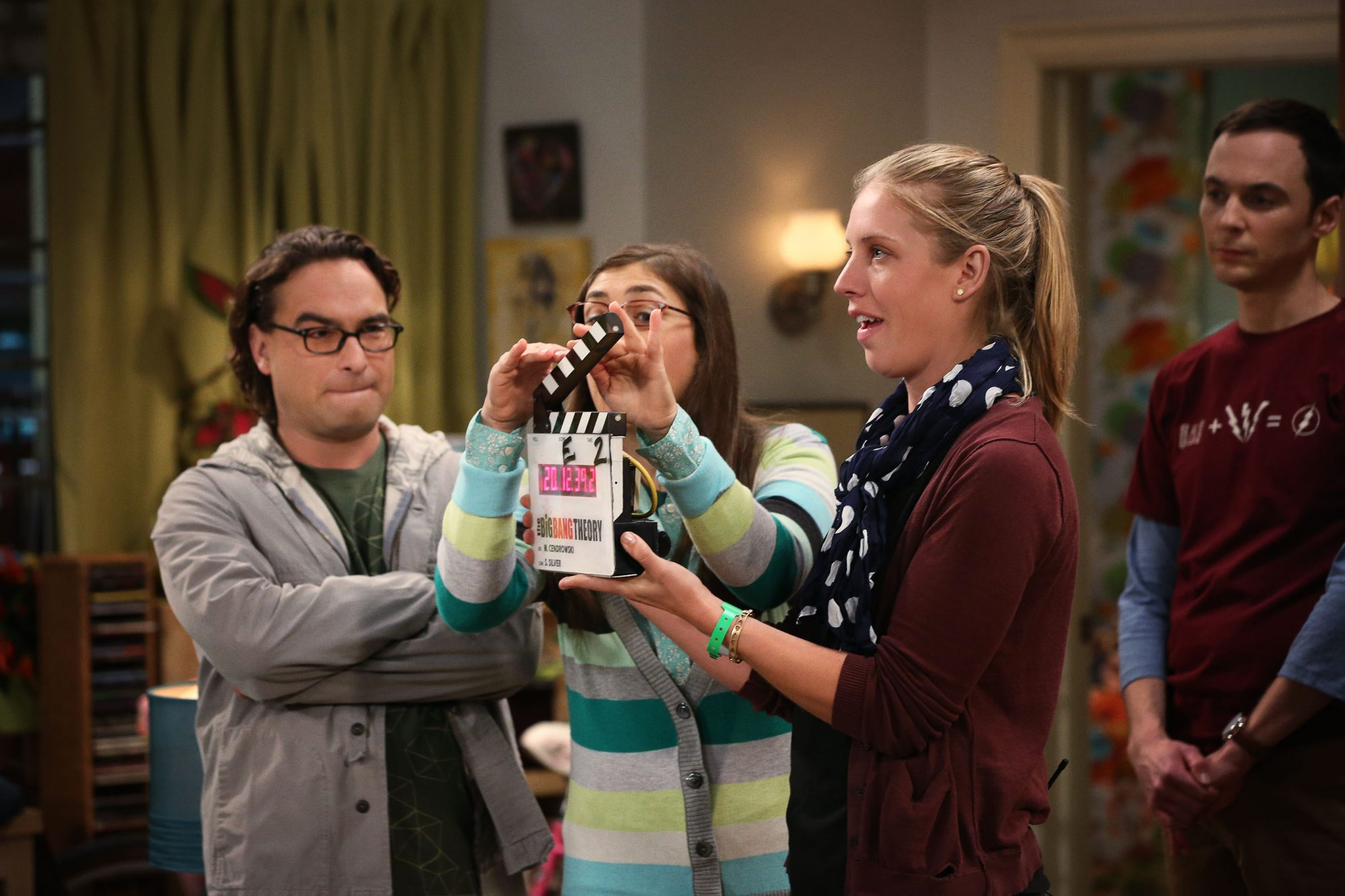The Big Bang TheoryBTSCR: CBS