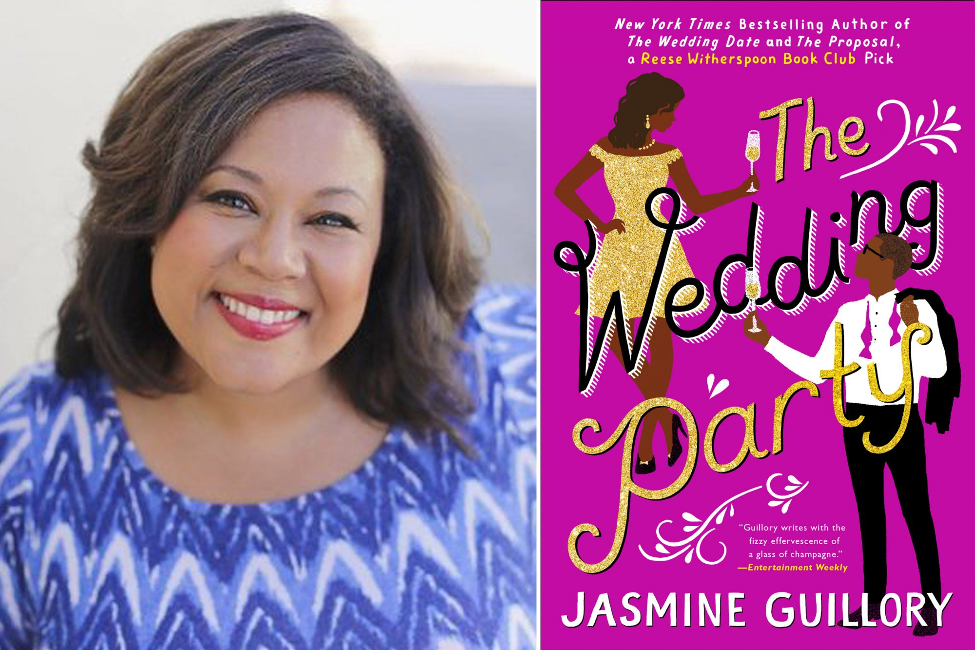 Jasmine Guillory, The Wedding Party