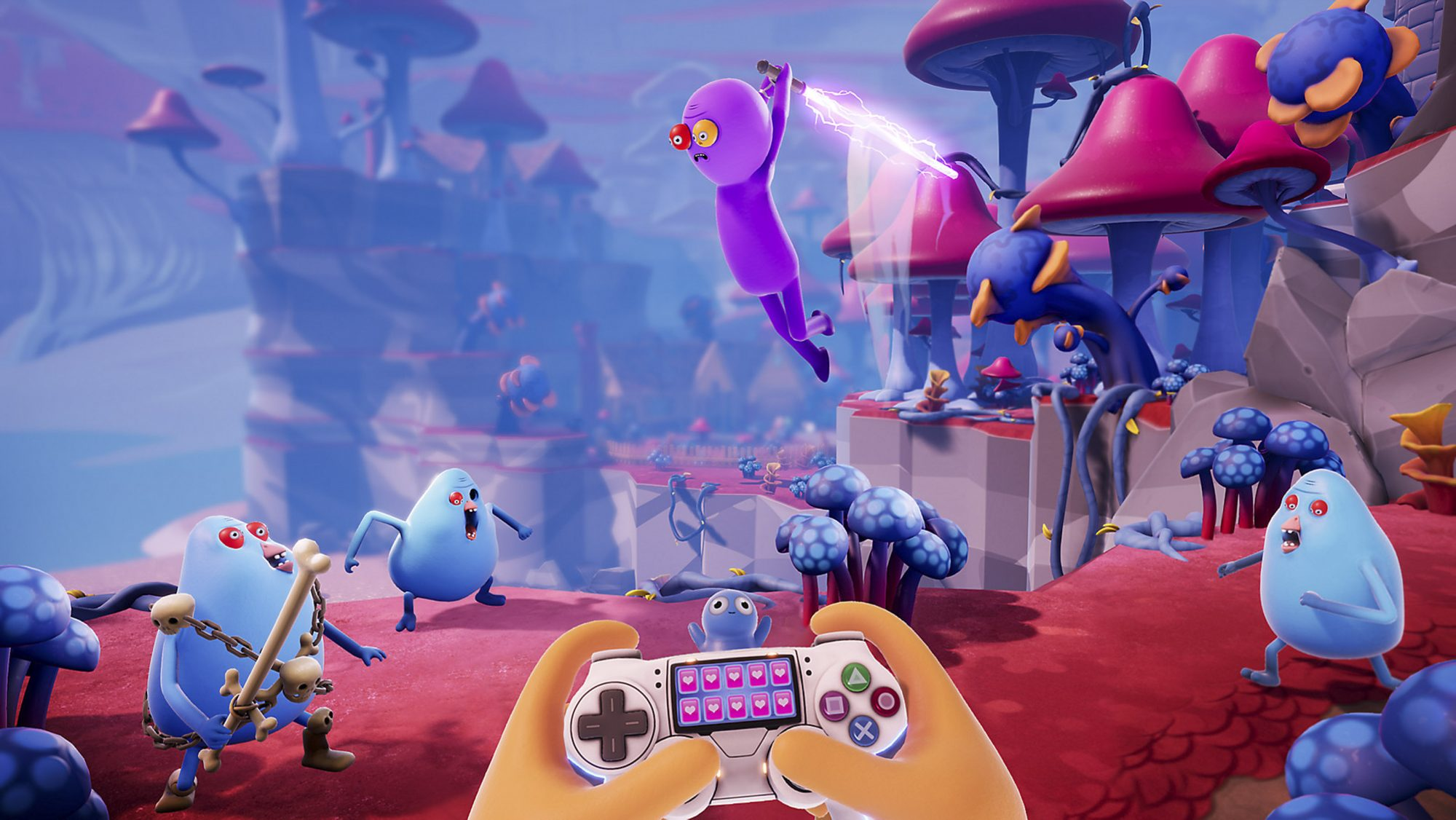 Trover Saves the Universe CR: Squanch Games