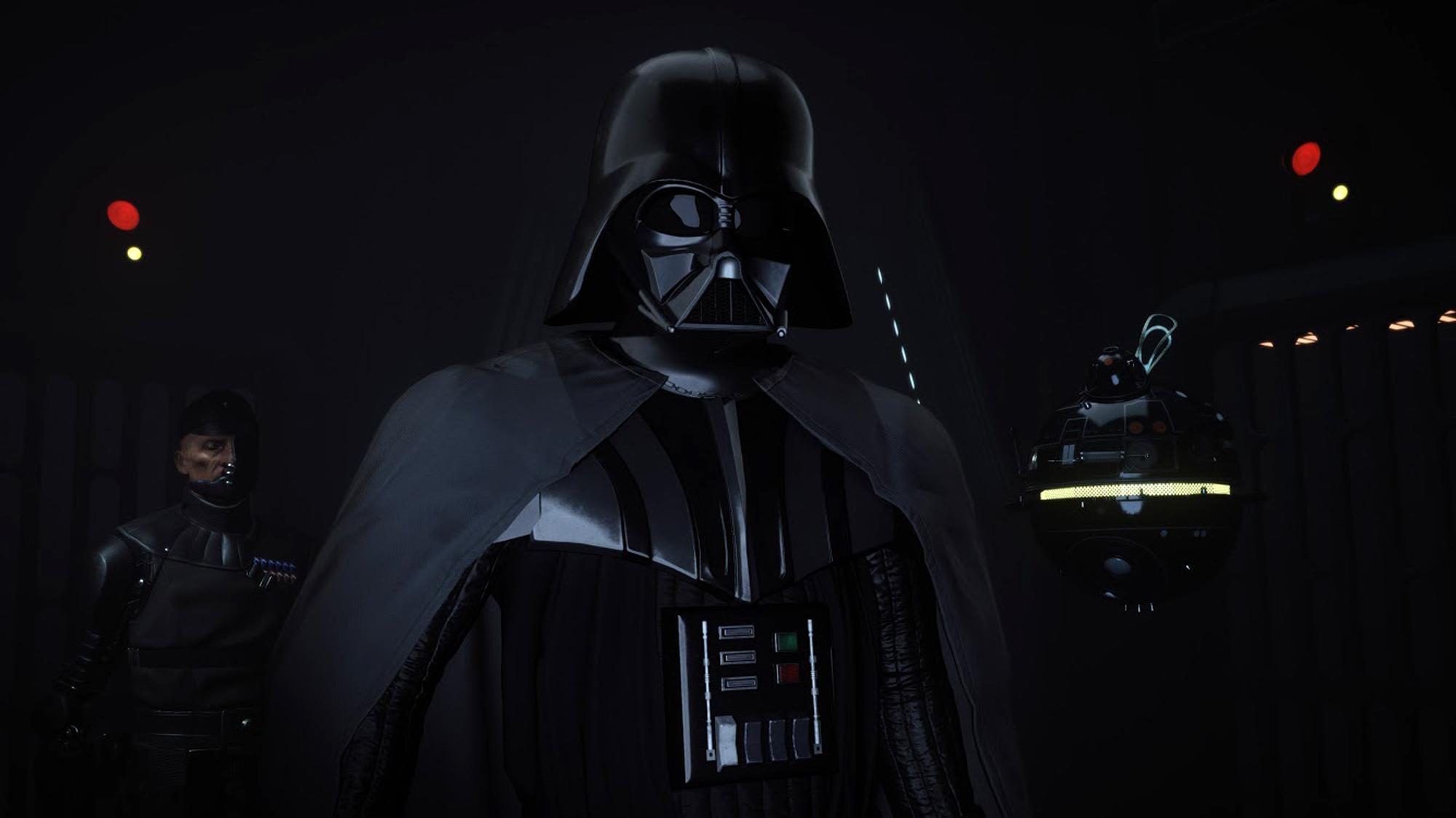 Vader ImmortalCredit: ILMxLab