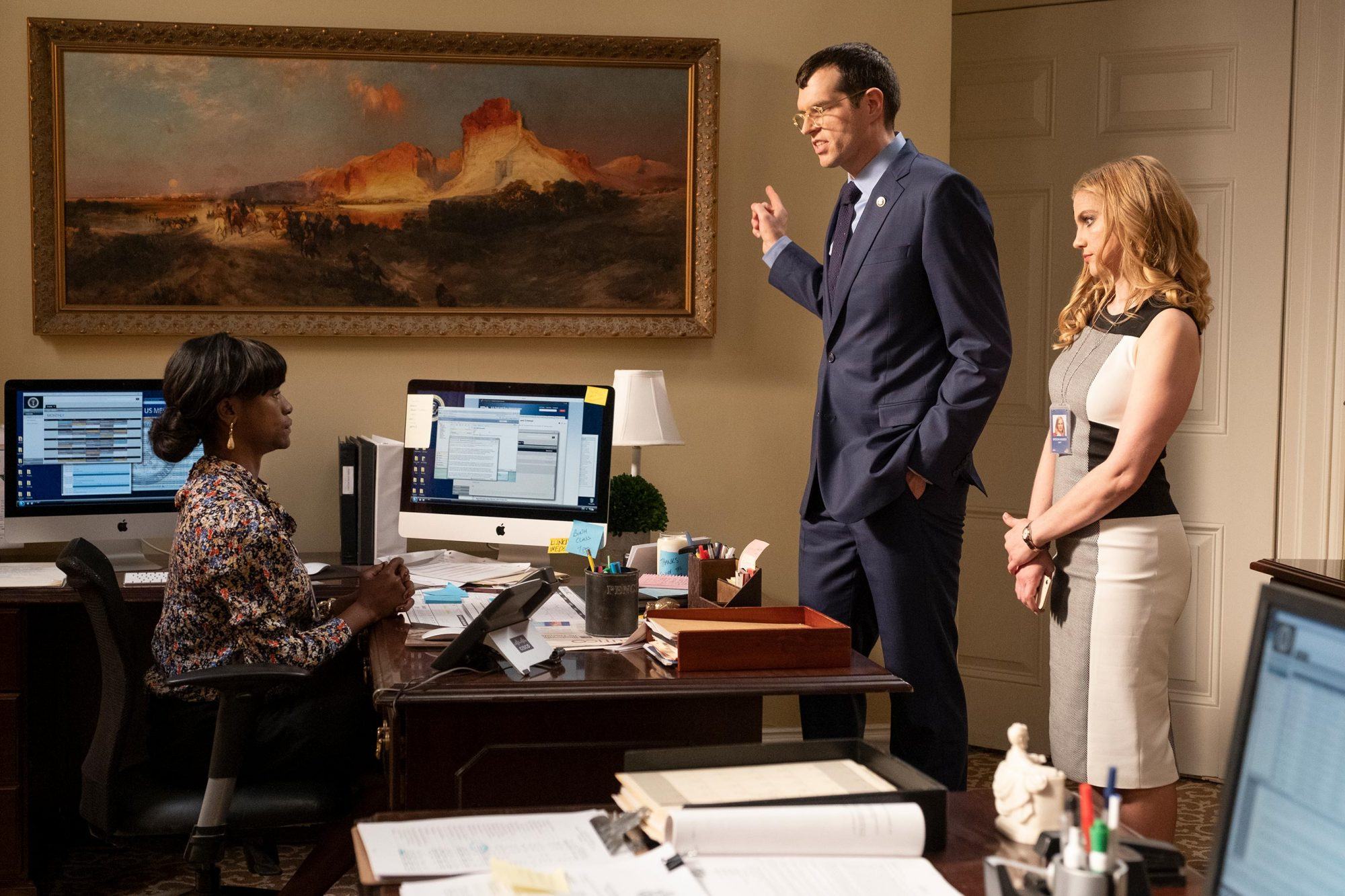 Veep Season 7, episode 7 photo: Colleen Hayes/HBO