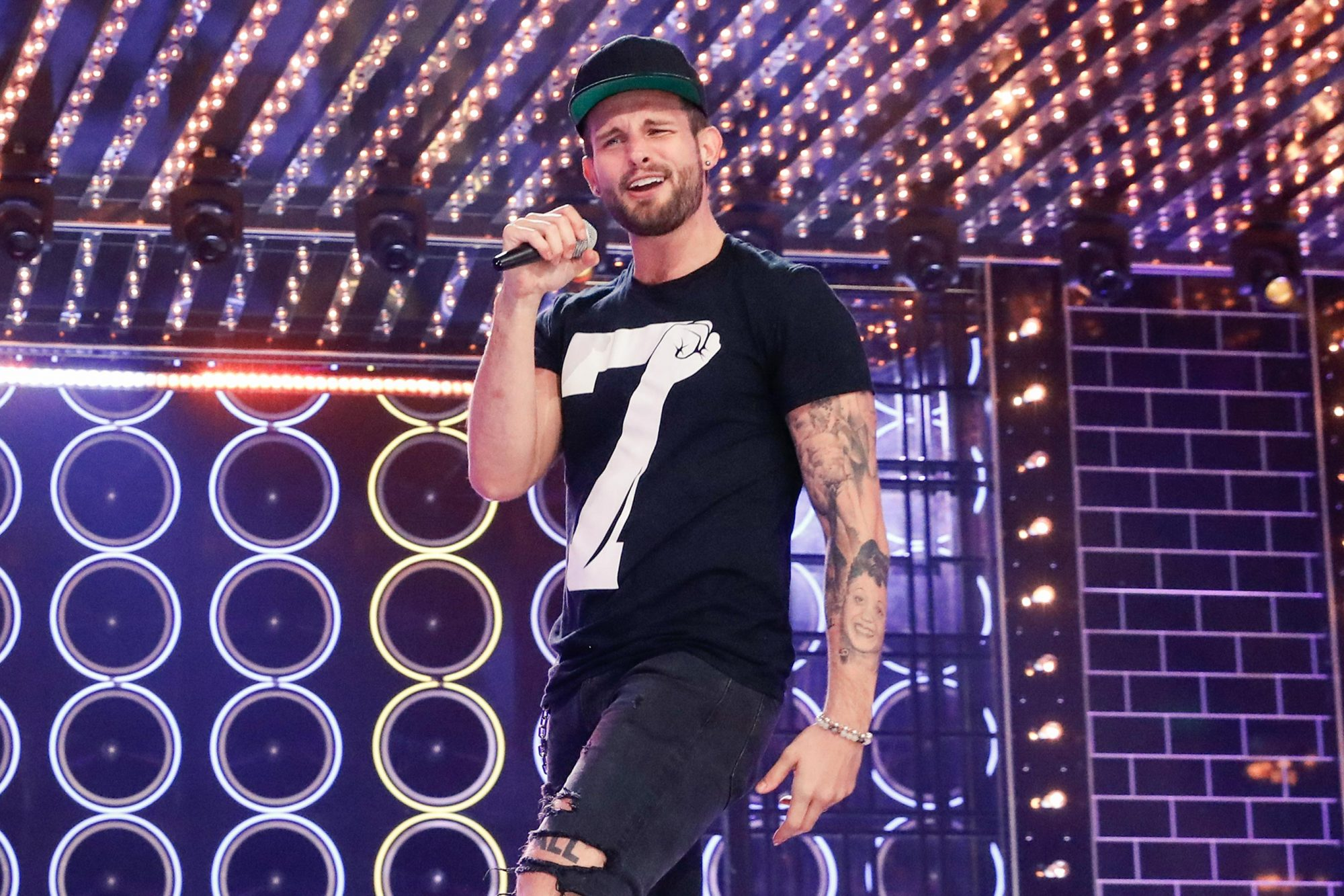LIP SYNC BATTLE Season 5 – NICO TORTORELLA VS. MOLLY BERNARD -- Pictured: NICO TORTORELLA CR: Paramount Network