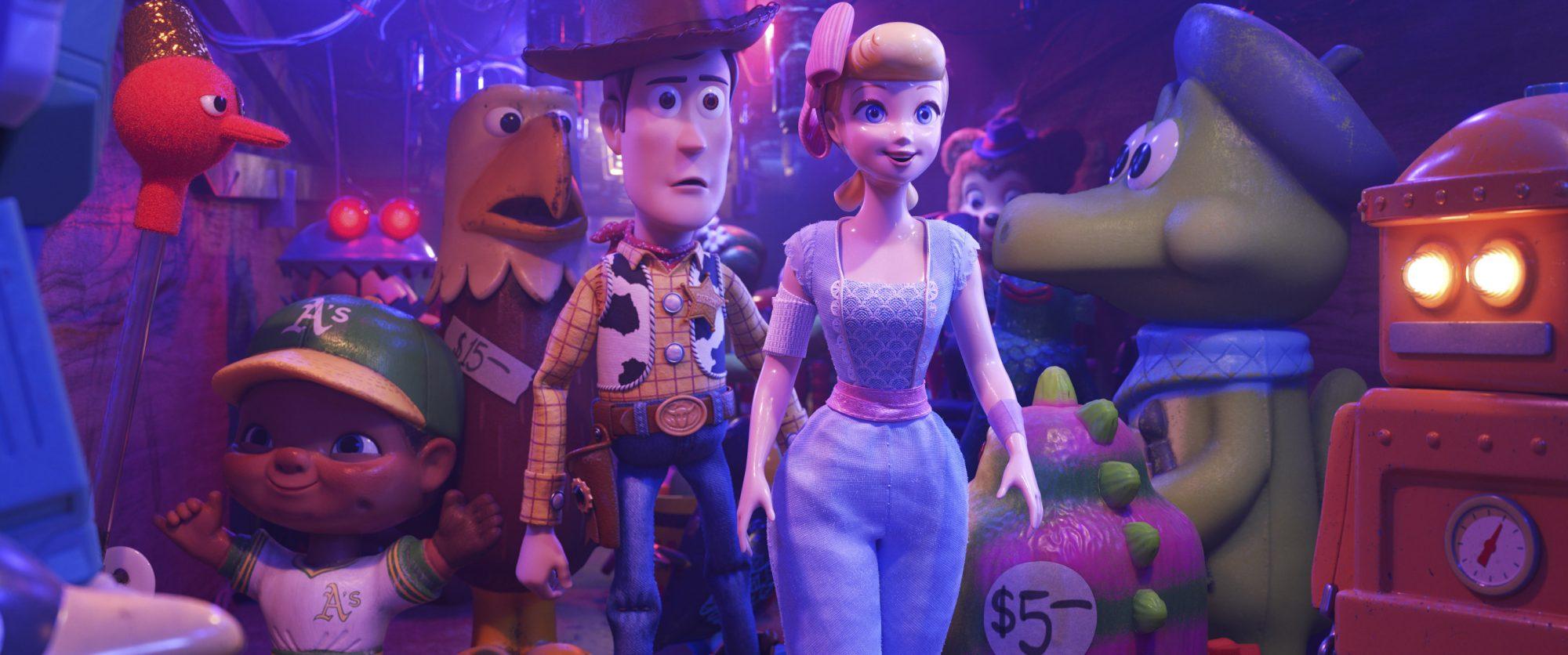 Toy Story 4 CR: Disney/Pixar