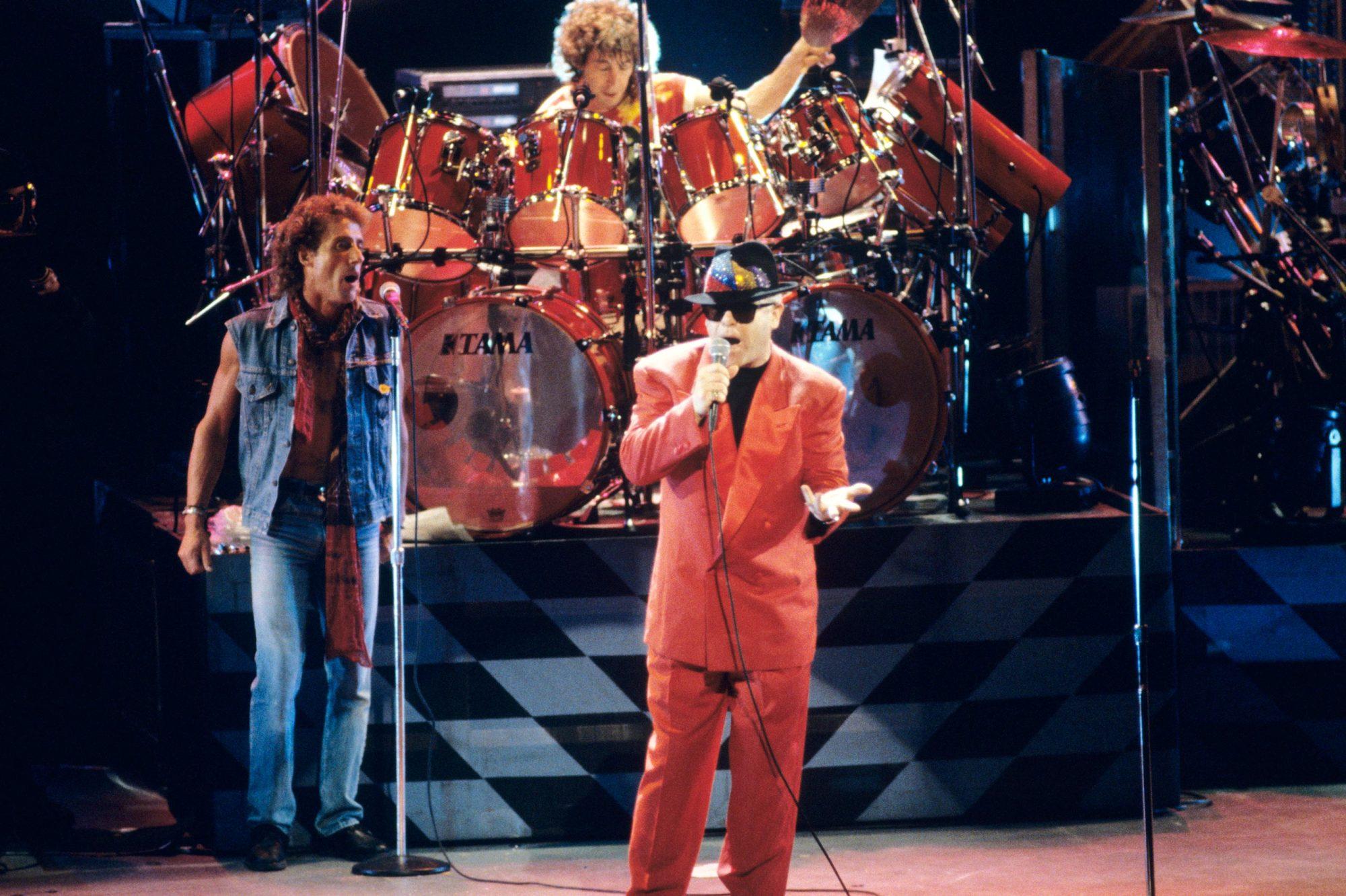 The Who Elton John