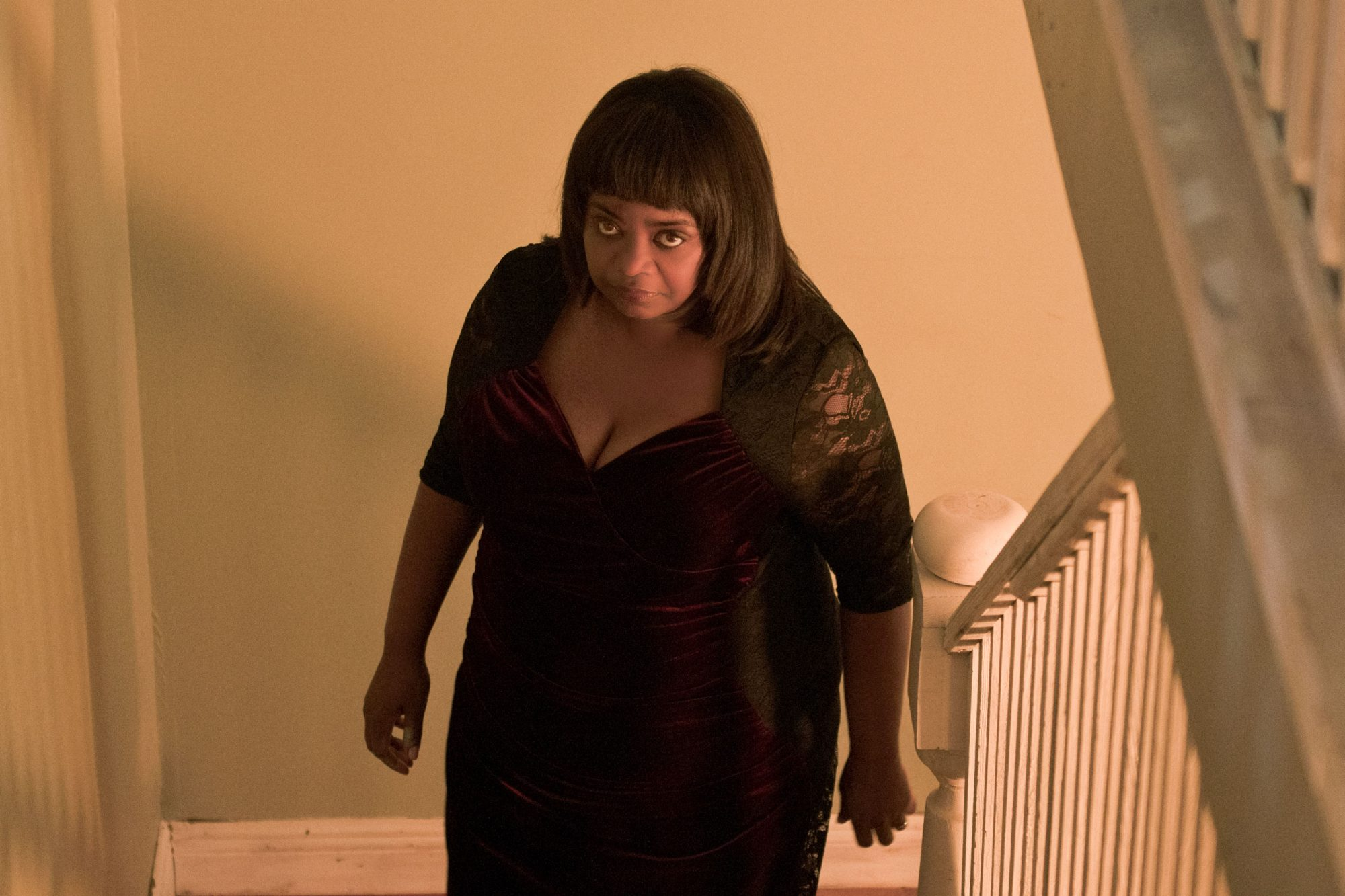 "Octavia Spencer as Sue Ann in ""Ma,"" directed by Tate Taylor. Photo Credit: Anna Kooris/Universal Pictures"