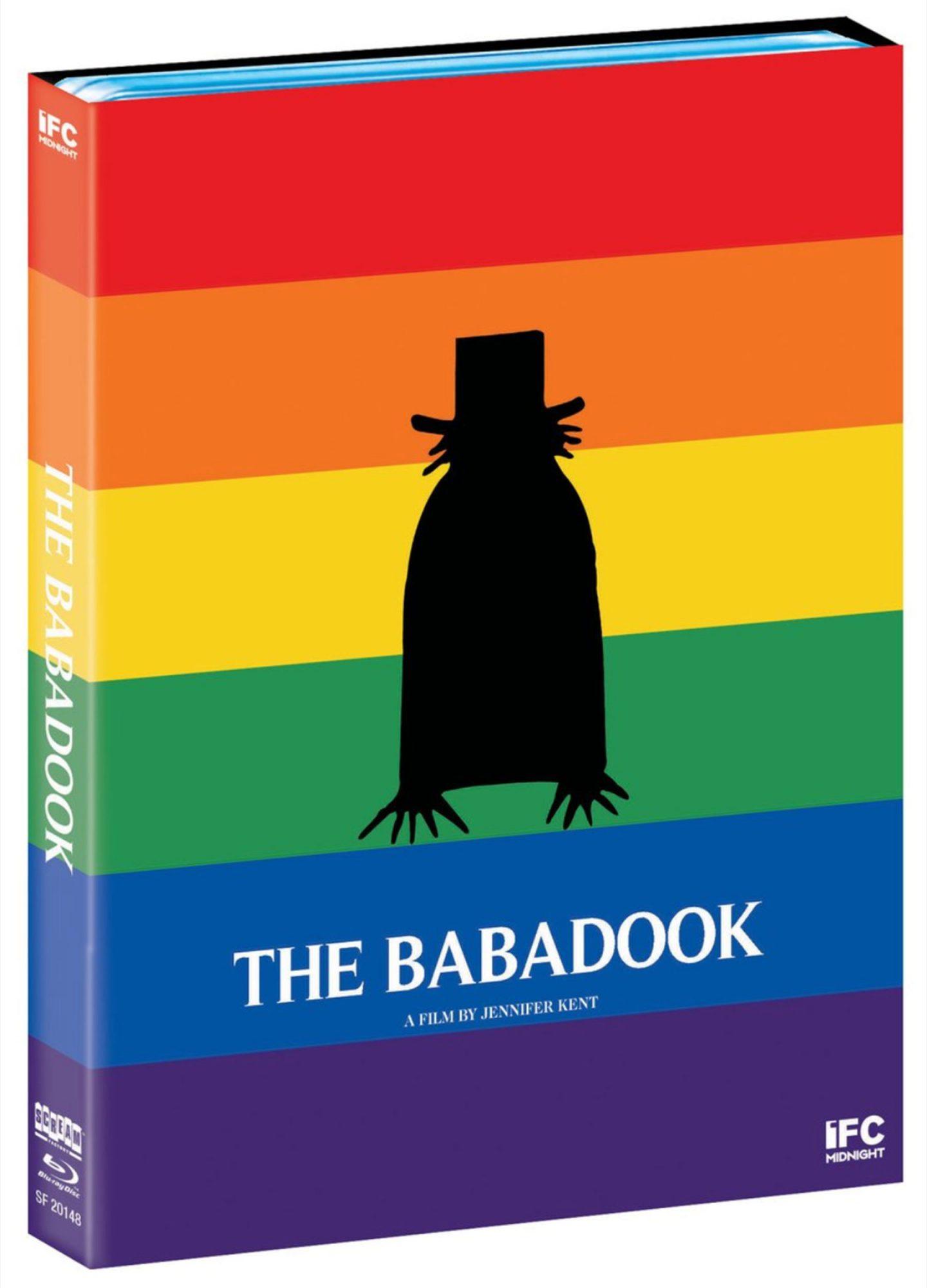 The Babadook LGBTQ Pride Edition Blu-Ray