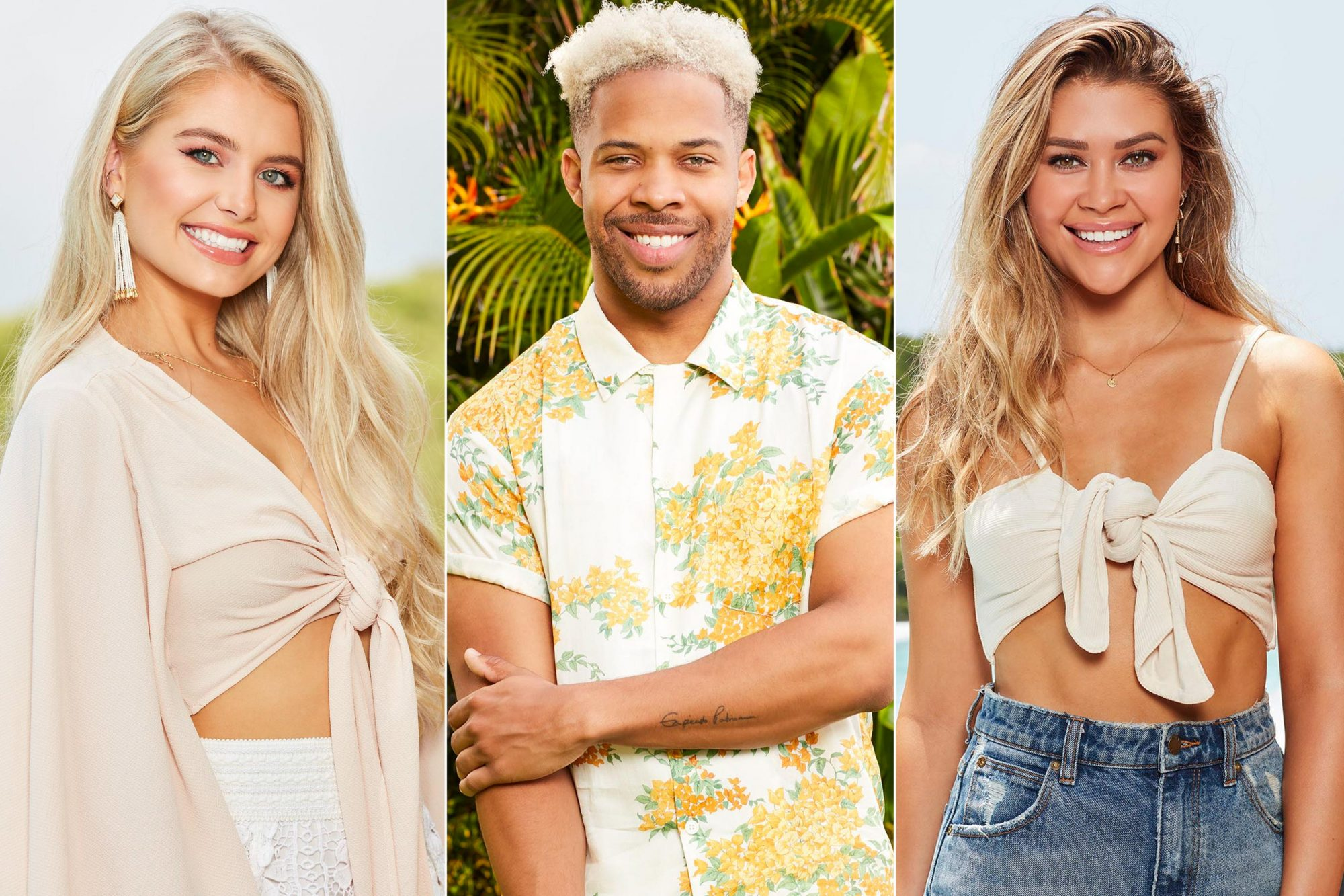 "BACHELOR IN PARADISE - Breakout fan favorites from ""The Bachelor"" franchise are back and ready for a second (or third or fourth) chance at finding love, as the hit series ""Bachelor in Paradise"" returns for Season 6 on a newly announced premiere date, MONDAY, AUG. 5 (8:00-10:01 p.m. EDT), on ABC. Episodes can also be viewed the next day on ABC.com, the ABC app or Hulu. Starting the following week on Monday, Aug. 12, the show will air on both Mondays (8:00-10:01 p.m. EDT) and Tuesdays (8:00-10:00 p.m. EDT). (ABC/Craig Sjodin) DEMI BURNETT WILLS REID CAELYNN MILLER-KEYES"