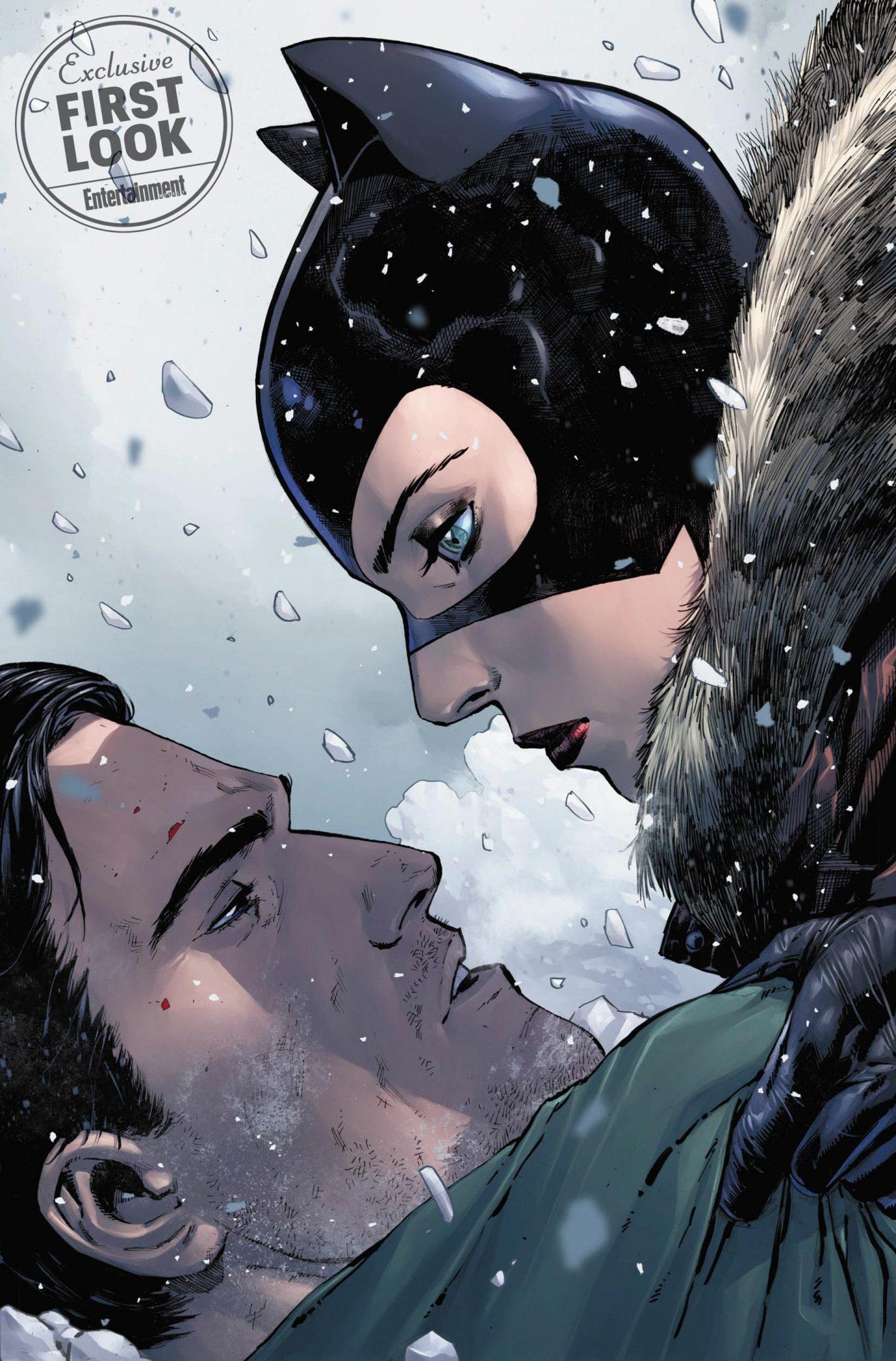Batman #75 comic Batman and Catwoman Credit: DC Comics