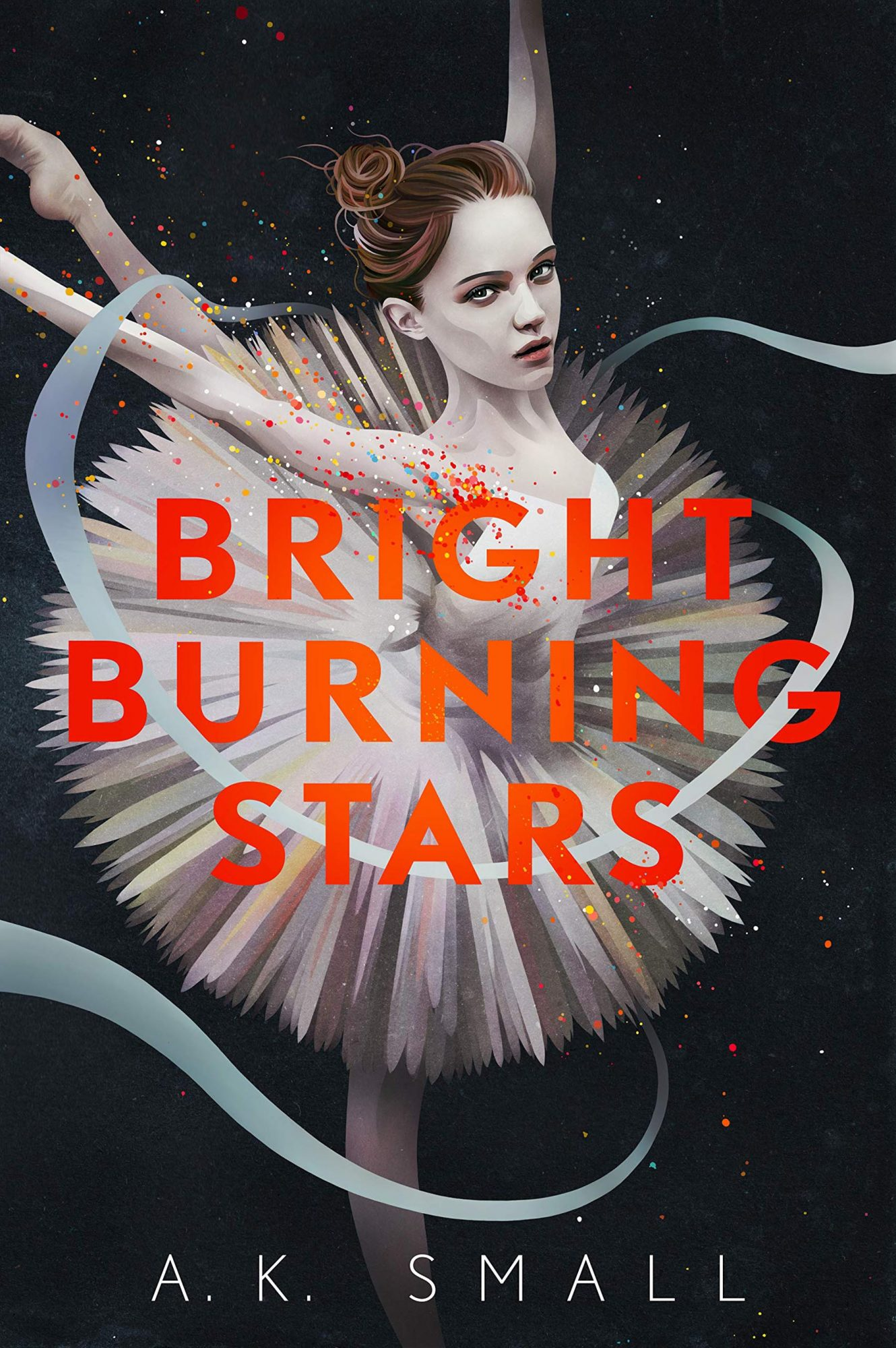 Bright Burning Stars by A.K. SmallPublisher: Algonquin Young Readers