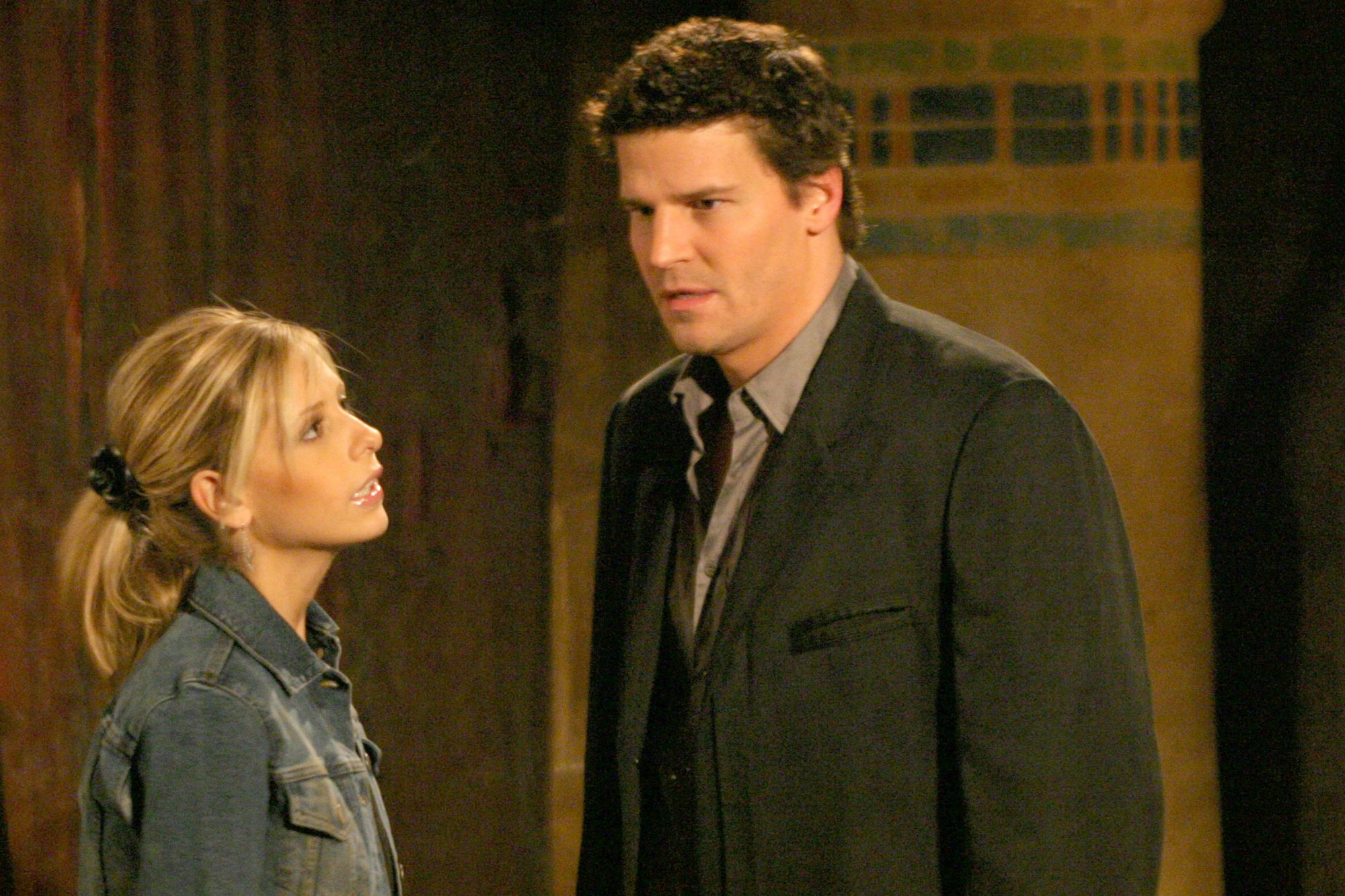 Ranking the 'Buffy the Vampire Slayer' and 'Angel' crossover ...