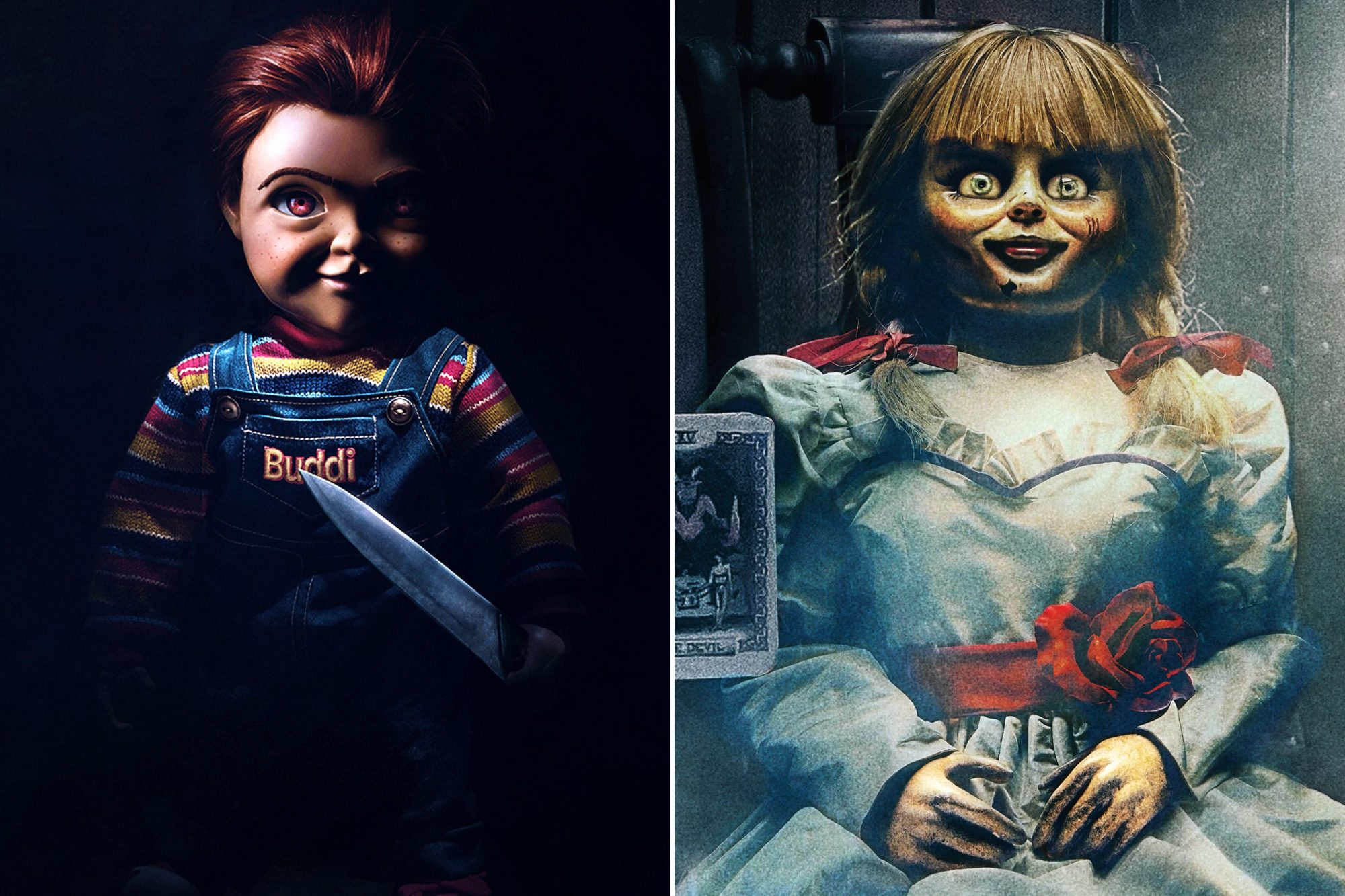 Child's Play; Annabelle Comes Home