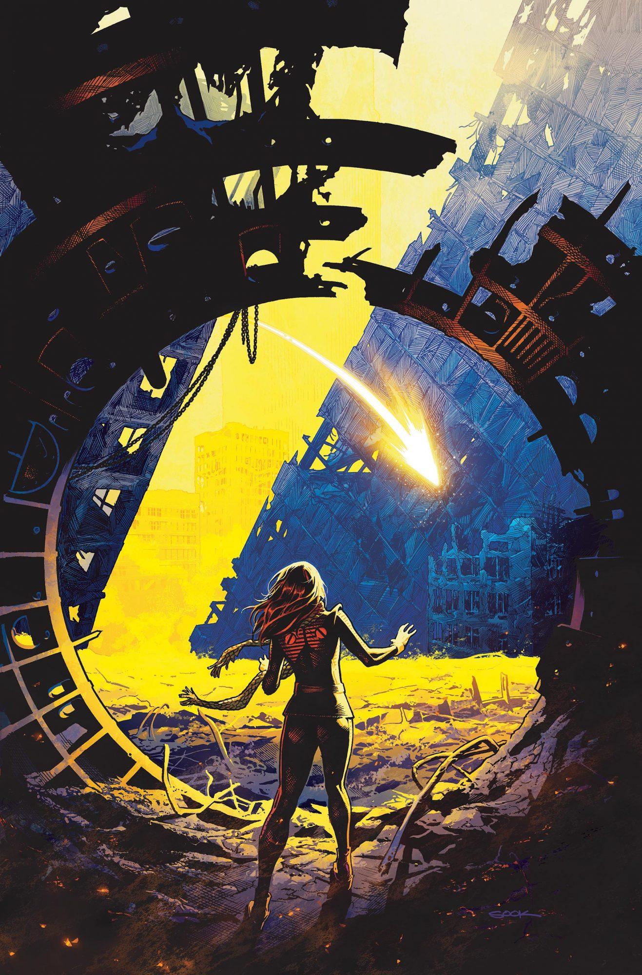 Legion of Super-Heroes: Millennium comic CR: DC Entertainment