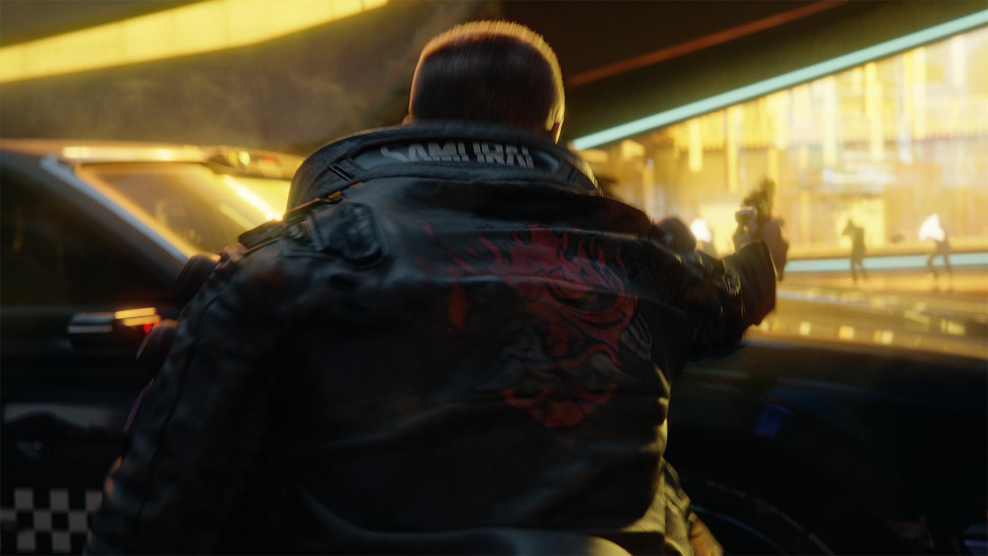 Keanu Reeves Cyberpunk 2077Cyberpunk2077-In_and_outCD Projekt Red