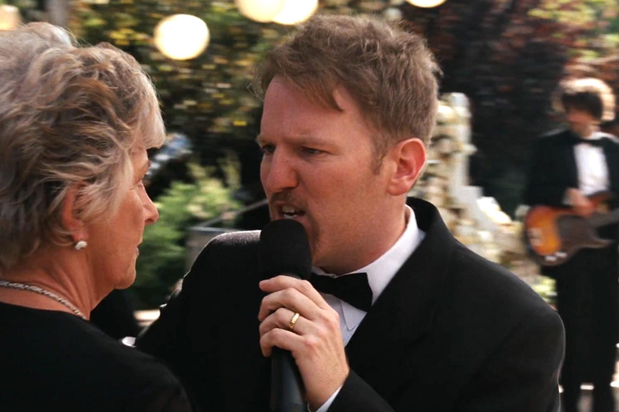The Hangover (2009) (screen grab) Dan Finnerty CR: Warner Bros. Pictures