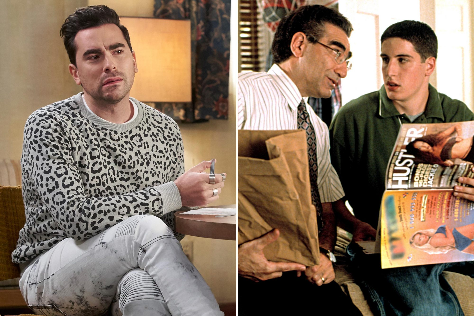 Schitt's Creek; American Pie
