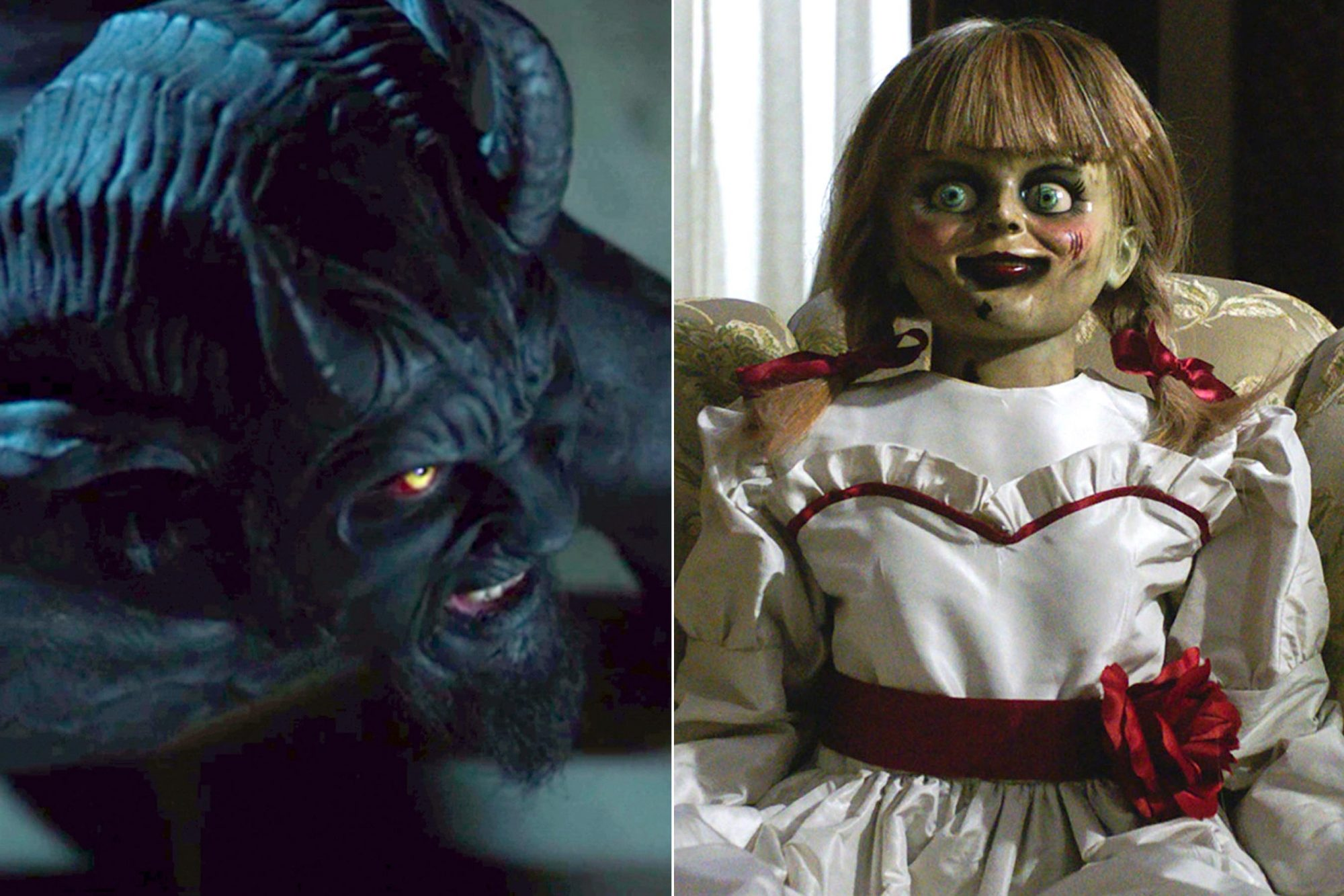 The Conjuring Universe All The Evil Spirits Ranked Ew Com