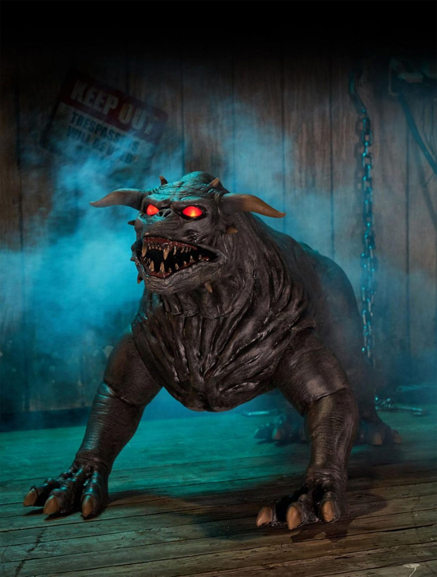 Ghostbusters Zuul Terror Dog Life-Size Replica CR: Spirit Halloween