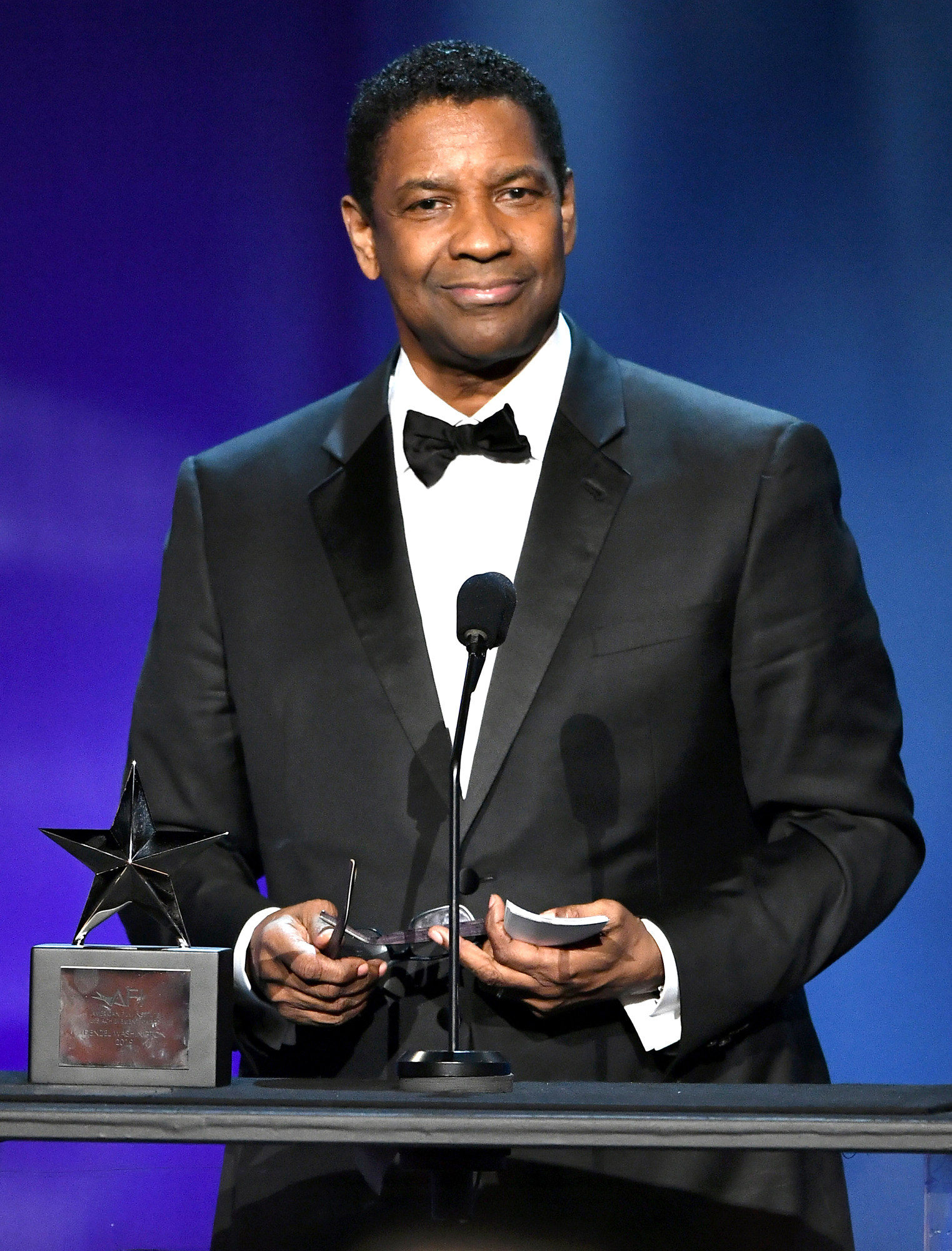AFI Honors Denzel Washington, Show, Dolby Theatre, Los Angeles, USA - 06 Jun 2019