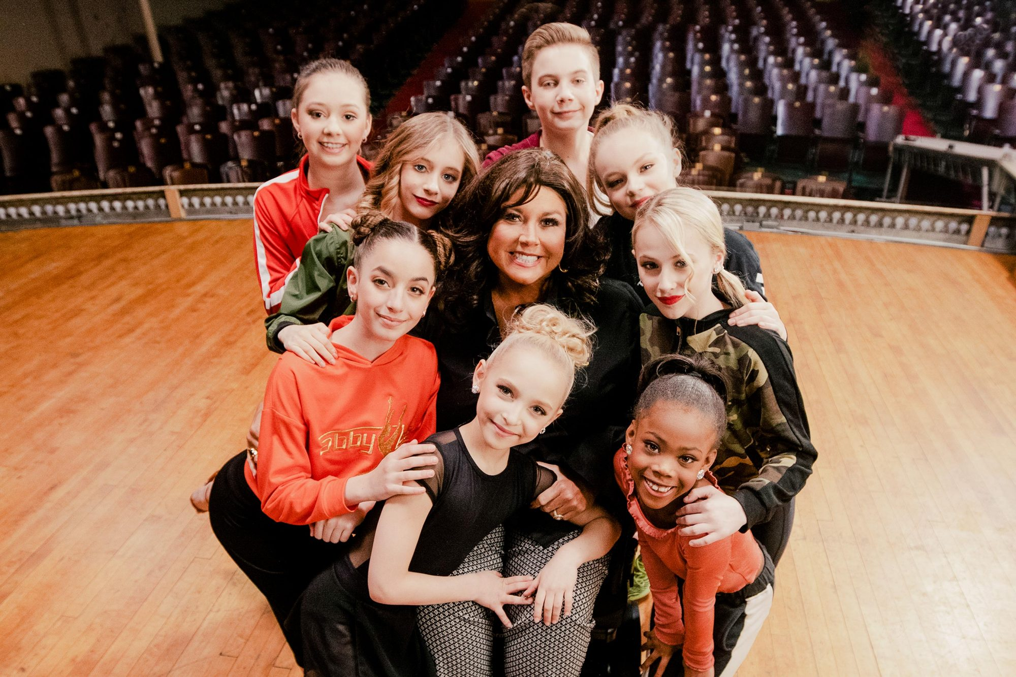 Dance Moms Abby Lee Miller stars in the new season of Dance Moms premiering June 4th at 9pm ET/PT on Lifetime. Photo by Annie O'Neill/Lifetime Copyright 2019