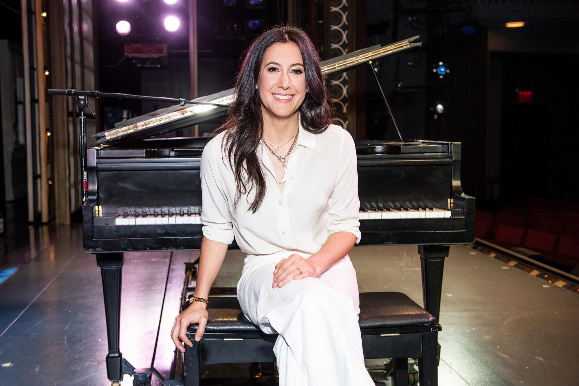 Vanessa Carlton - Beautiful press day CR: Jenny Anderson