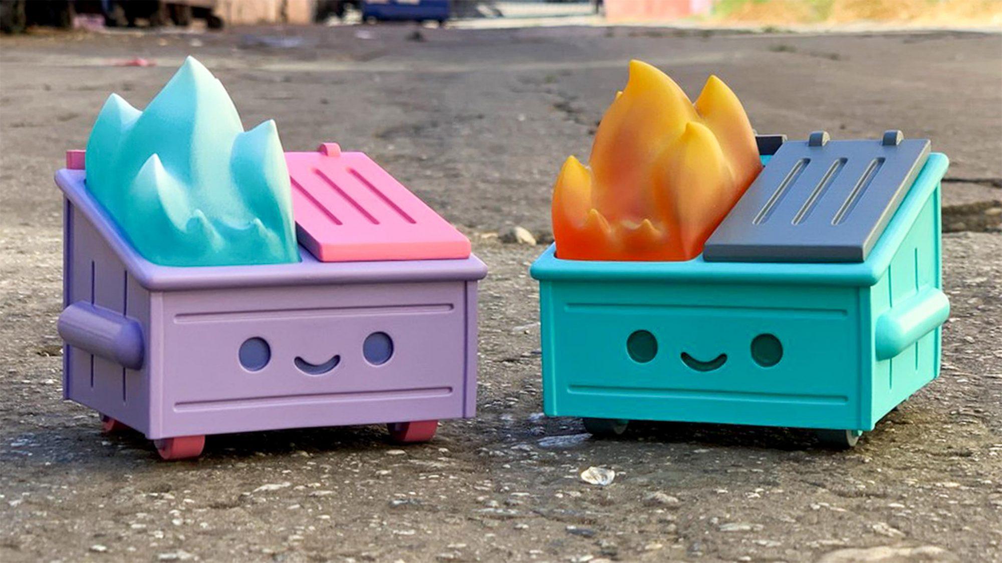 dumpster-toys