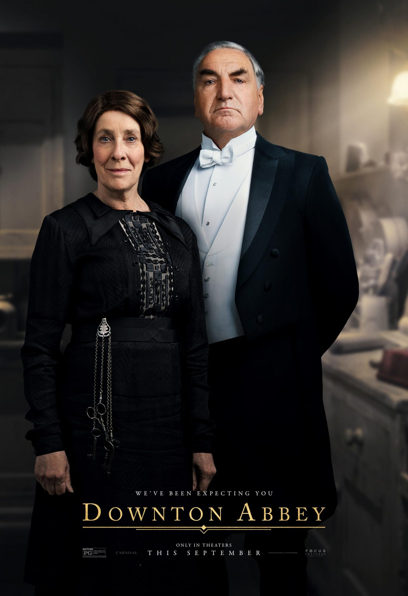 Downton Abbey Character Posters