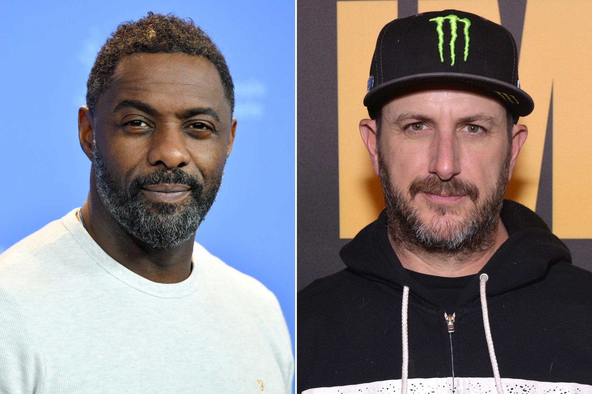 Idris Elba; Ken Block
