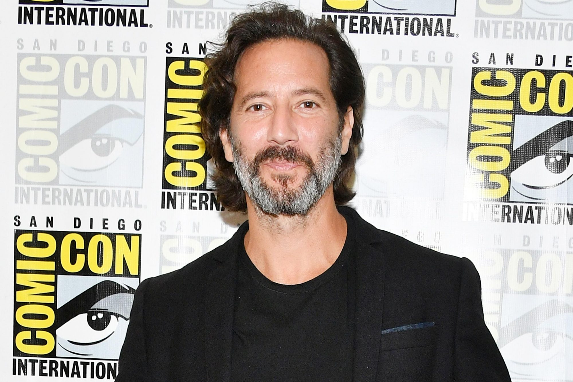SAN DIEGO, CA - JULY 20: Henry Ian Cusick attends 'The Passage' Press Line during Comic-Con International 2018 at Hilton Bayfront on July 20, 2018 in San Diego, California. (Photo by Dia Dipasupil/Getty Images)