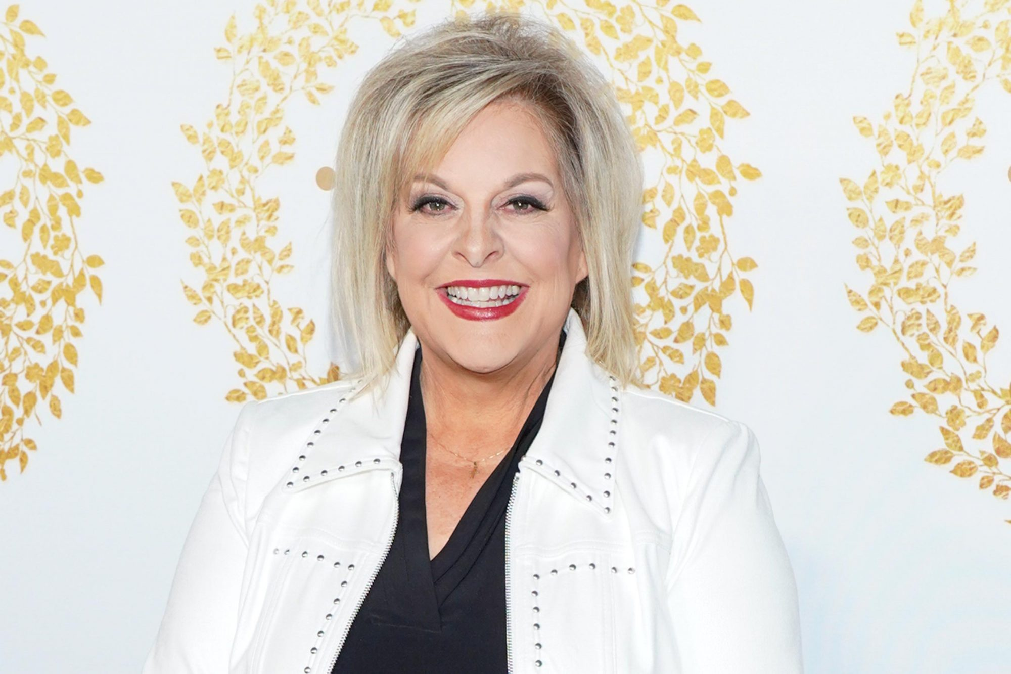 PASADENA, CALIFORNIA - FEBRUARY 09: Nancy Grace attends Hallmark Channel And Hallmark Movies And Mysteries 2019 Winter TCA Tour at Tournament House on February 09, 2019 in Pasadena, California. (Photo by Rachel Luna/Getty Images)