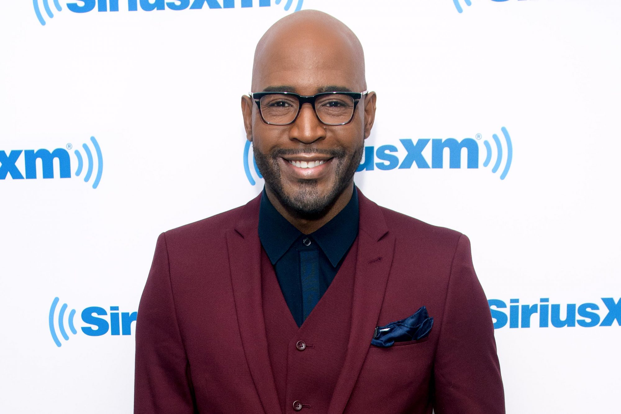 NEW YORK, NEW YORK - MARCH 04: Karamo Brown visits the SiriusXM Studios on March 04, 2019 in New York City. (Photo by Noam Galai/Getty Images)