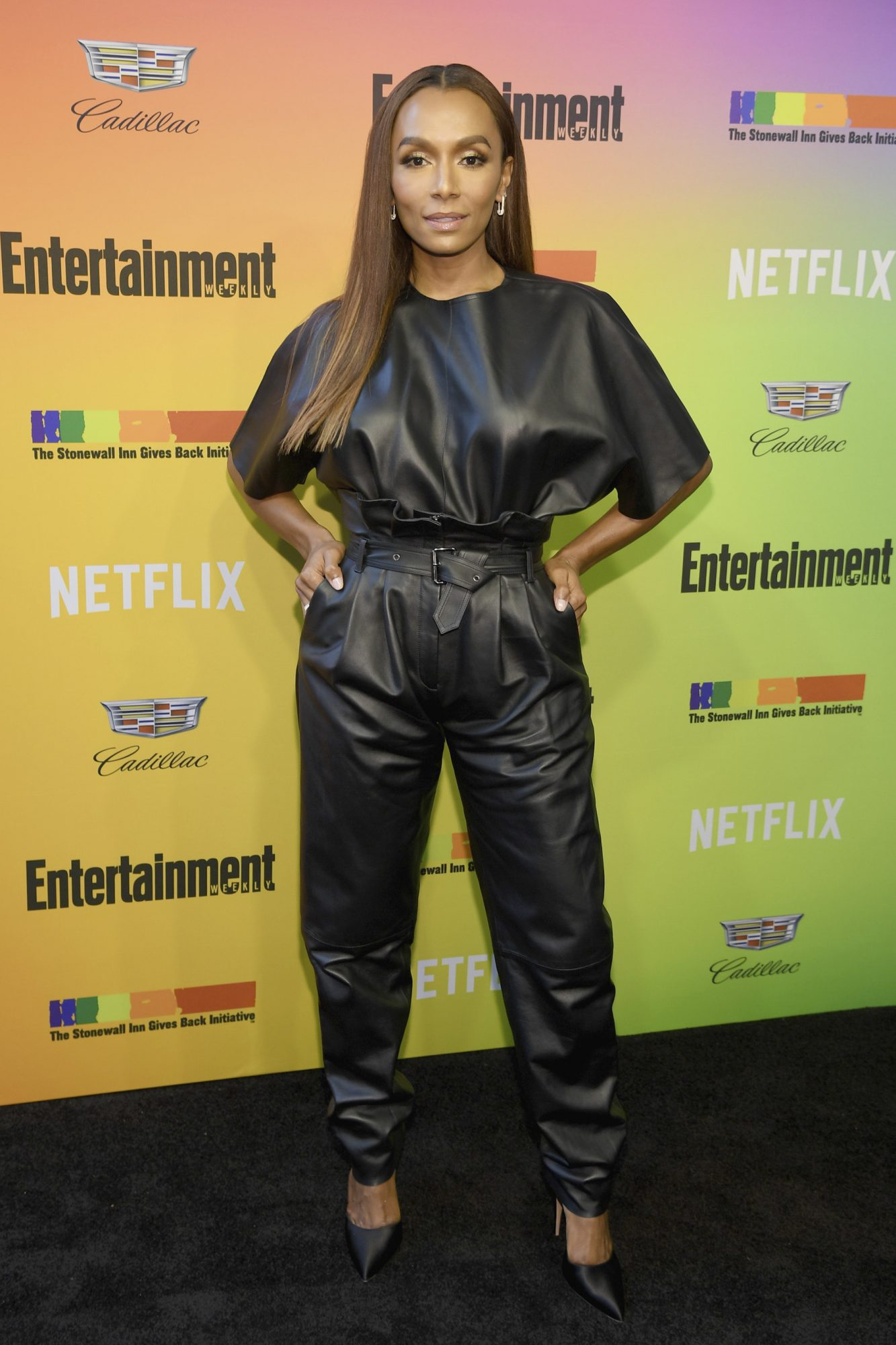 NEW YORK, NEW YORK - JUNE 05: Janet Mock attends as Entertainment Weekly Celebrates Its Annual LGBTQ Issue at the Stonewall Inn on June 05, 2019 in New York City. (Photo by Dimitrios Kambouris/Getty Images for Entertainment Weekly)