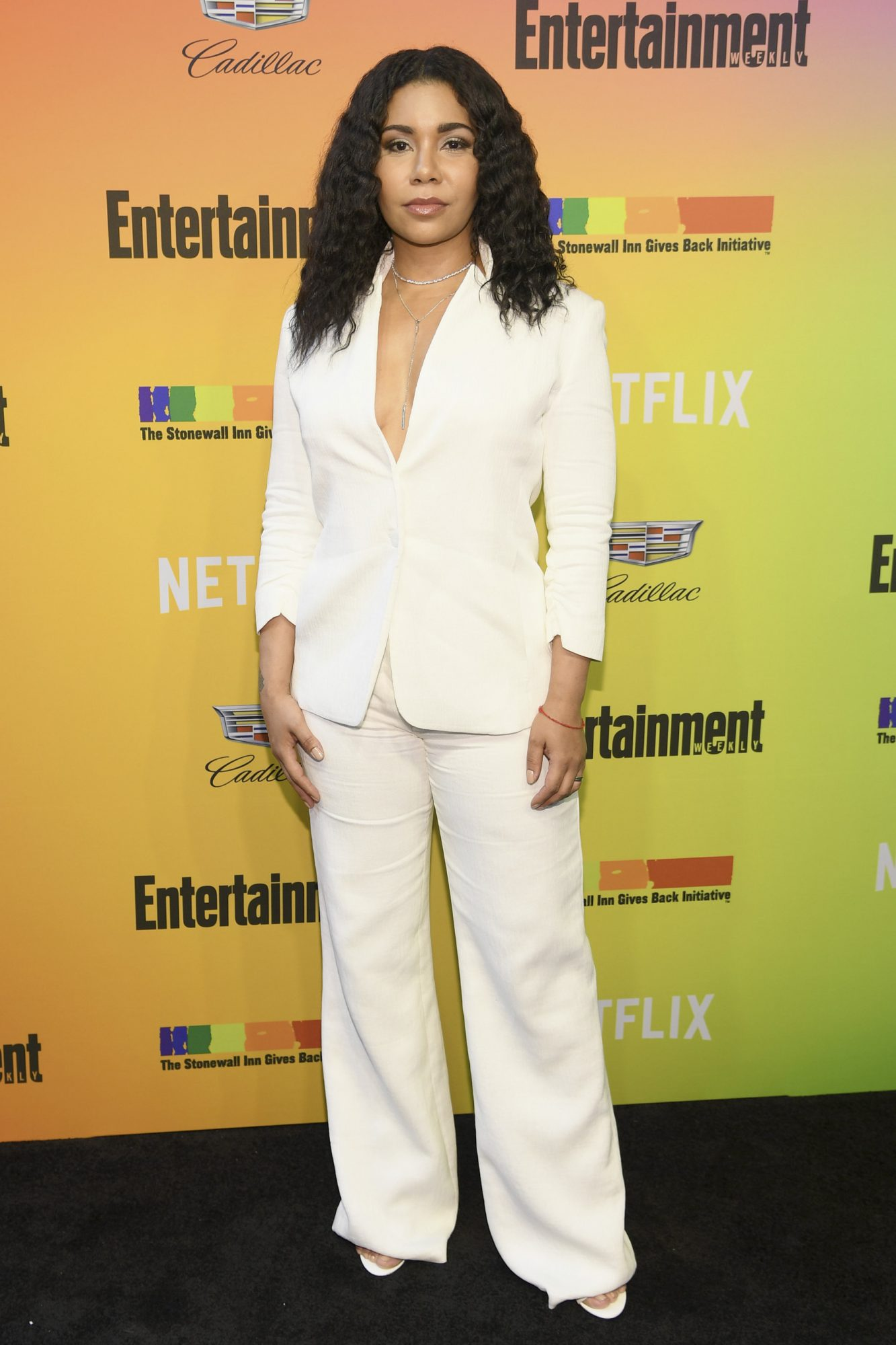 NEW YORK, NEW YORK - JUNE 05: Jessica Pimentel attends as Entertainment Weekly Celebrates Its Annual LGBTQ Issue at the Stonewall Inn on June 05, 2019 in New York City. (Photo by Dimitrios Kambouris/Getty Images for Entertainment Weekly)