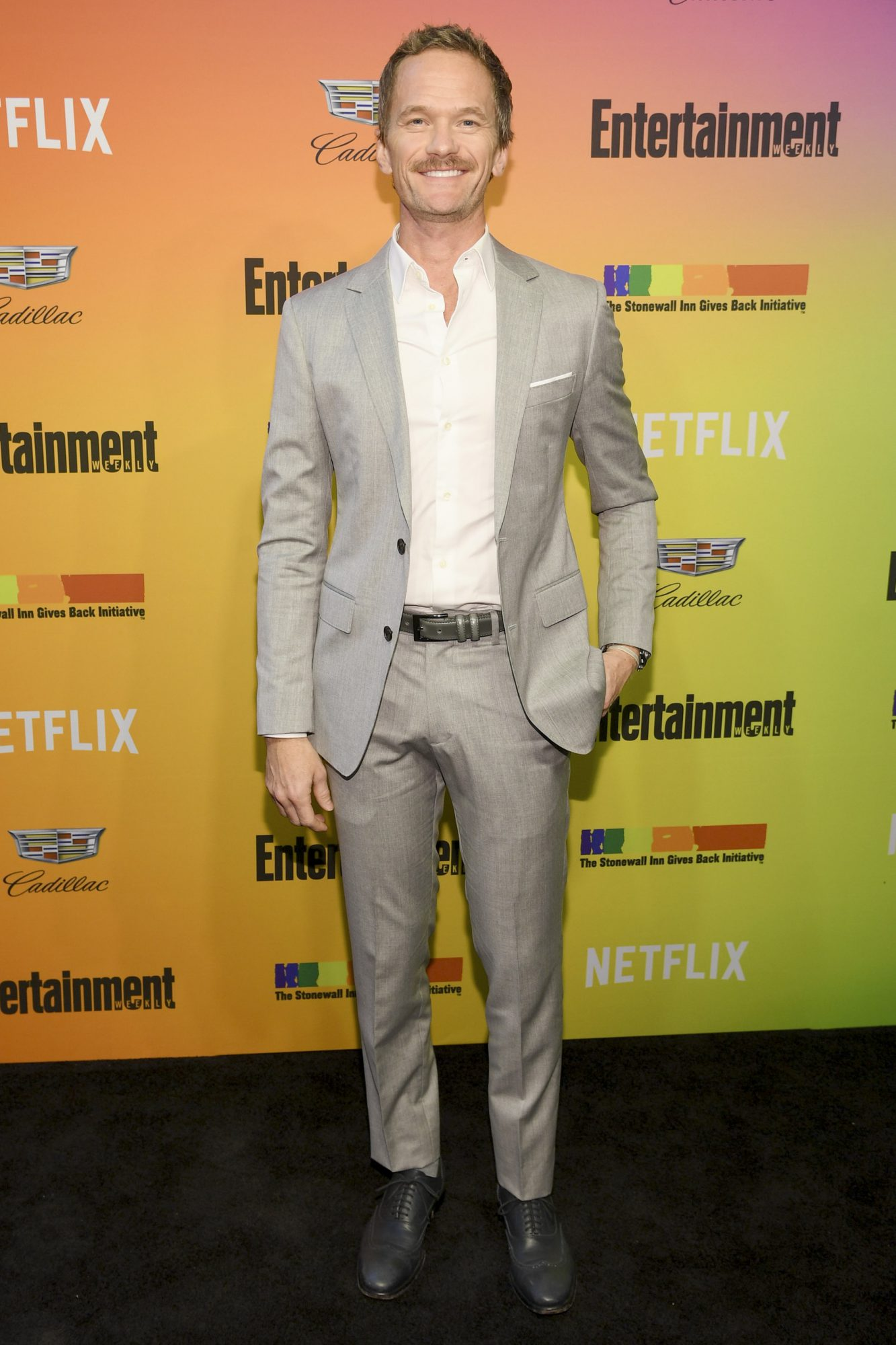 NEW YORK, NEW YORK - JUNE 05: Neil Patrick Harris attends as Entertainment Weekly Celebrates Its Annual LGBTQ Issue at the Stonewall Inn on June 05, 2019 in New York City. (Photo by Dimitrios Kambouris/Getty Images for Entertainment Weekly)
