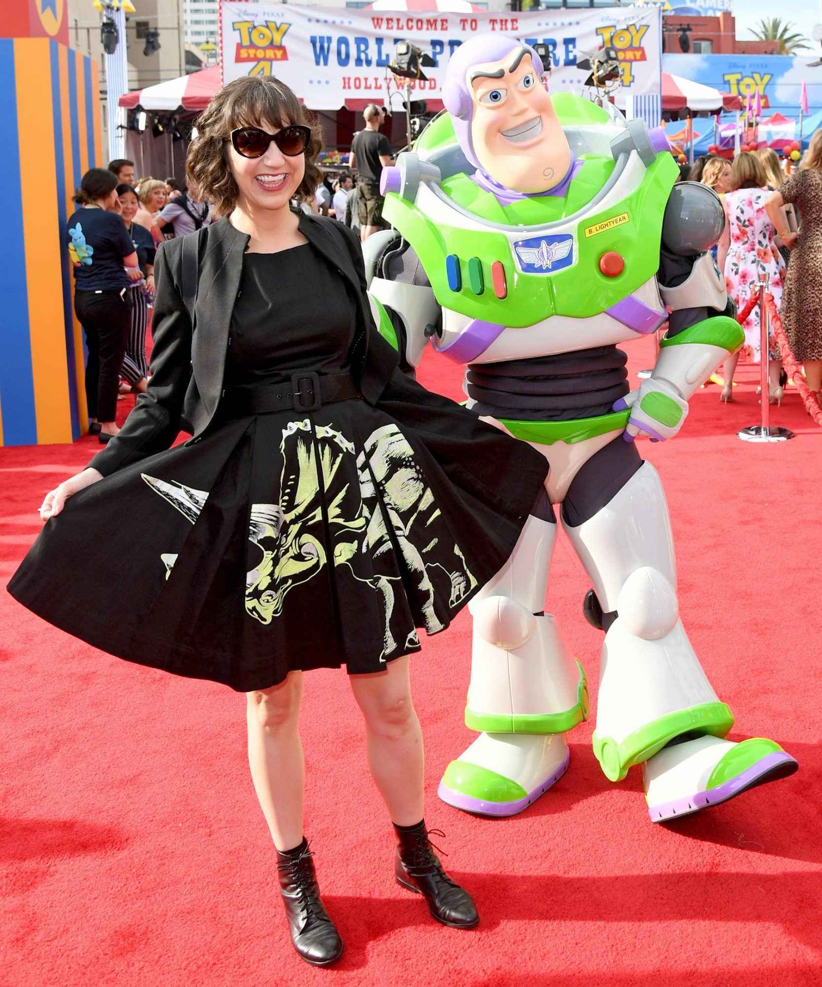 """Premiere Of Disney And Pixar's """"Toy Story 4"""" - Red Carpet"""