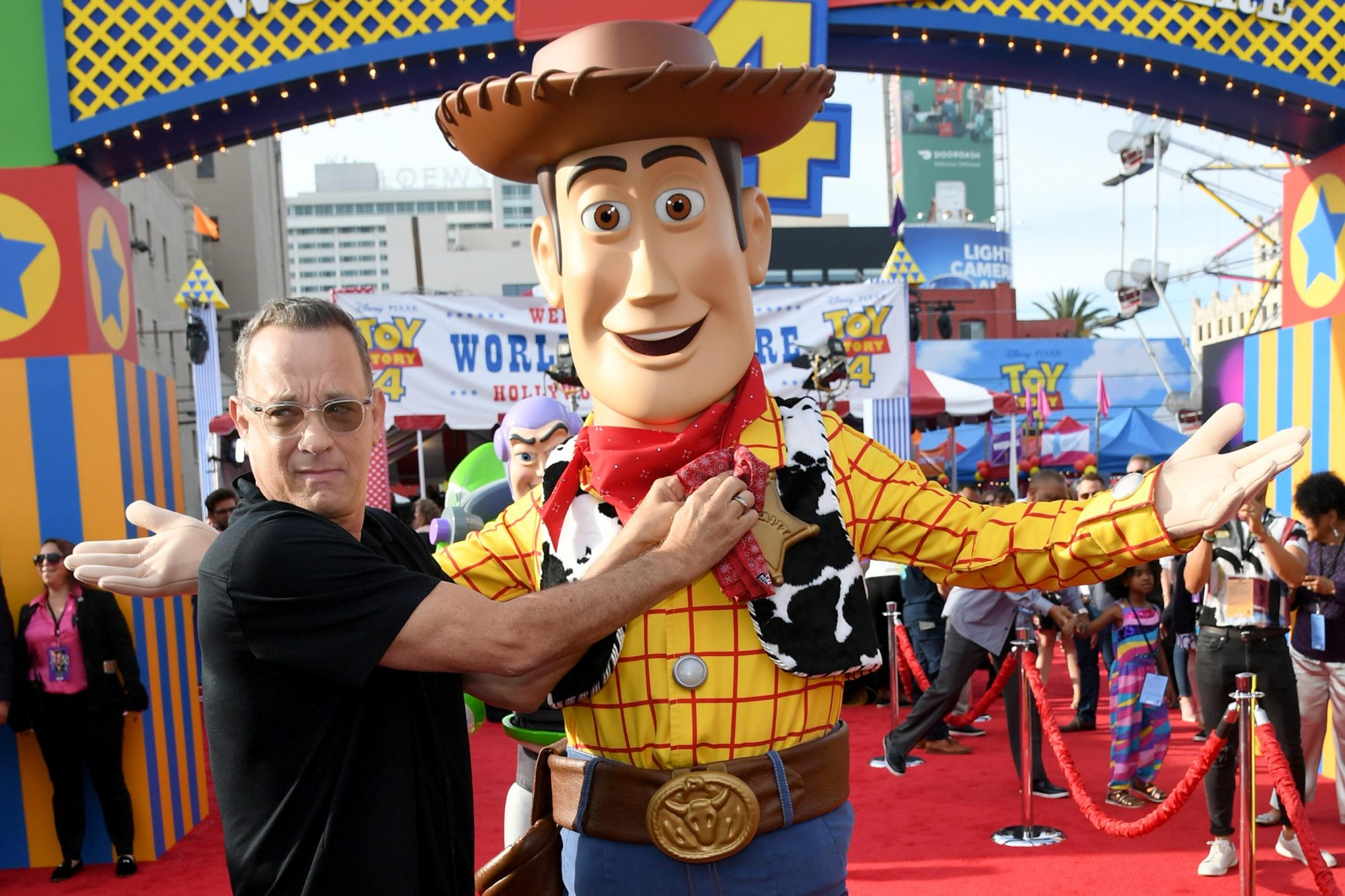 "Premiere Of Disney And Pixar's ""Toy Story 4"" - Red Carpet"